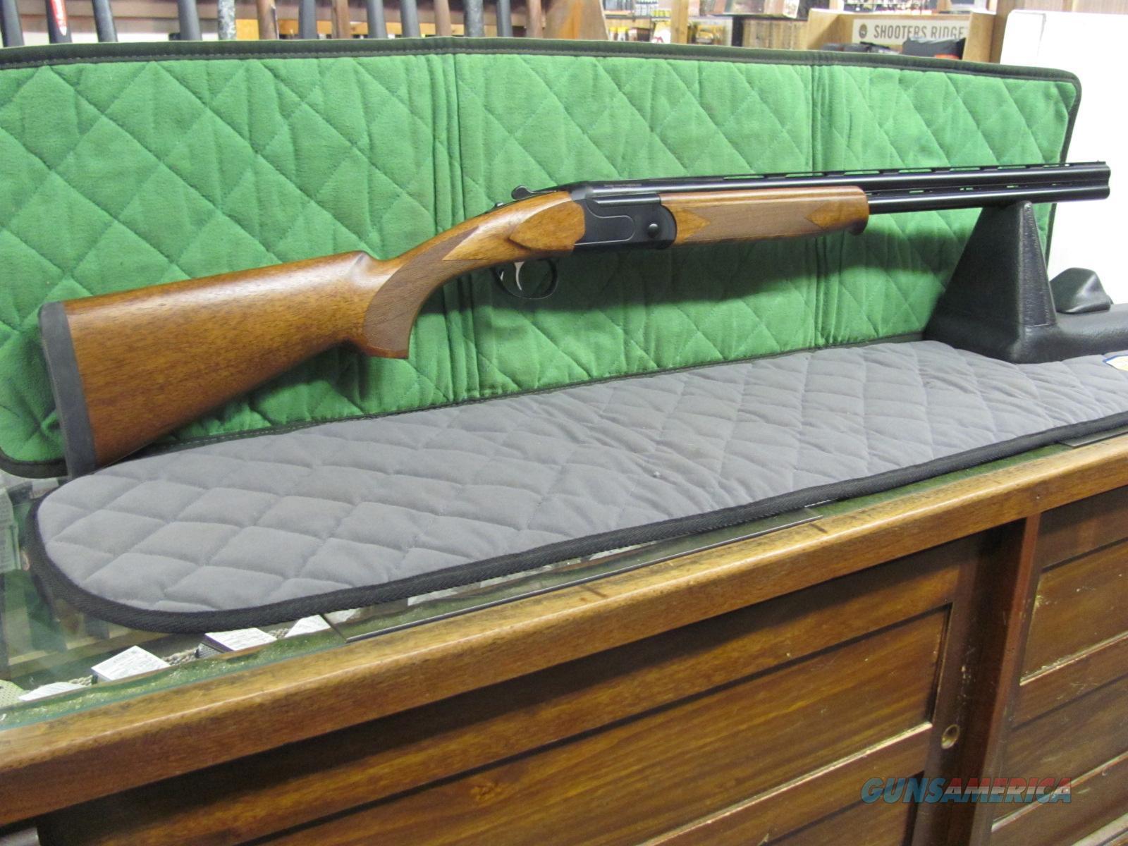 Stevens 555 12 ga O/U  **NEW**  Guns > Shotguns > Stevens Shotguns
