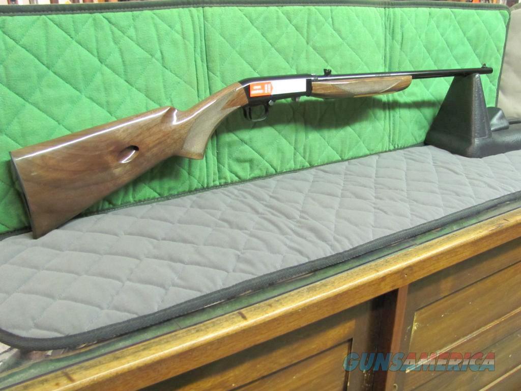 Browning Semi-Auto 22 Grade 1 22 LR  **NEW**  Guns > Rifles > Browning Rifles > Semi Auto > Hunting
