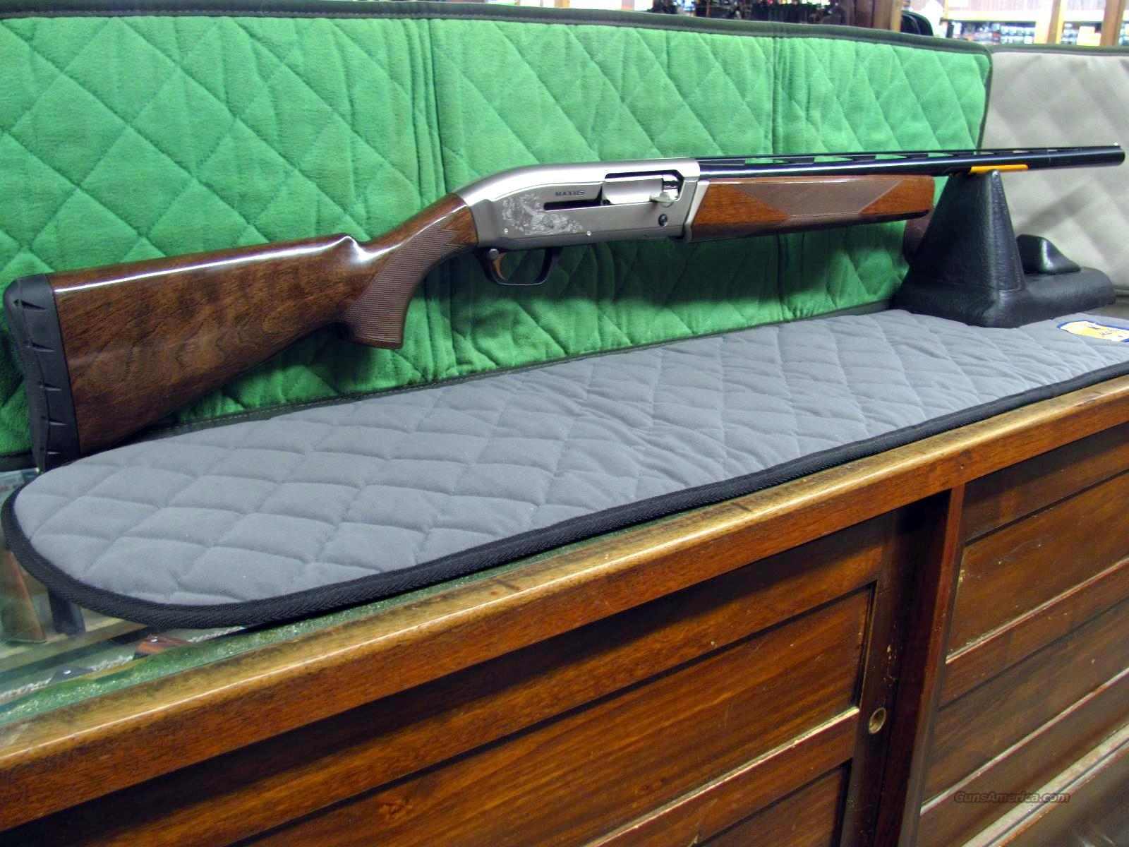 Browning Maxus Hunter 12/26 3 Inch  **NEW**  Guns > Shotguns > Browning Shotguns > Autoloaders > Hunting