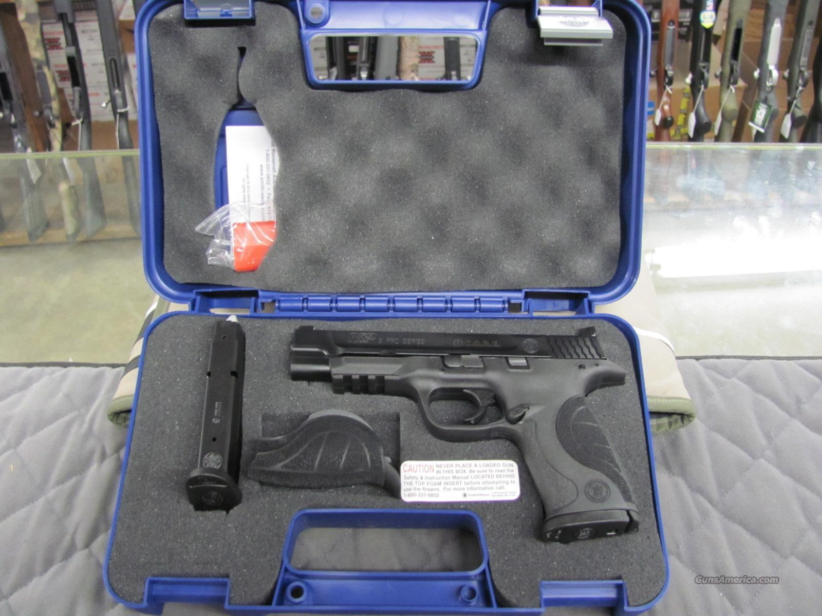 Smith & Wesson M&P40L Pro Series C.O.R.E. 40 S&W  **NEW**  Guns > Pistols > Smith & Wesson Pistols - Autos > Polymer Frame
