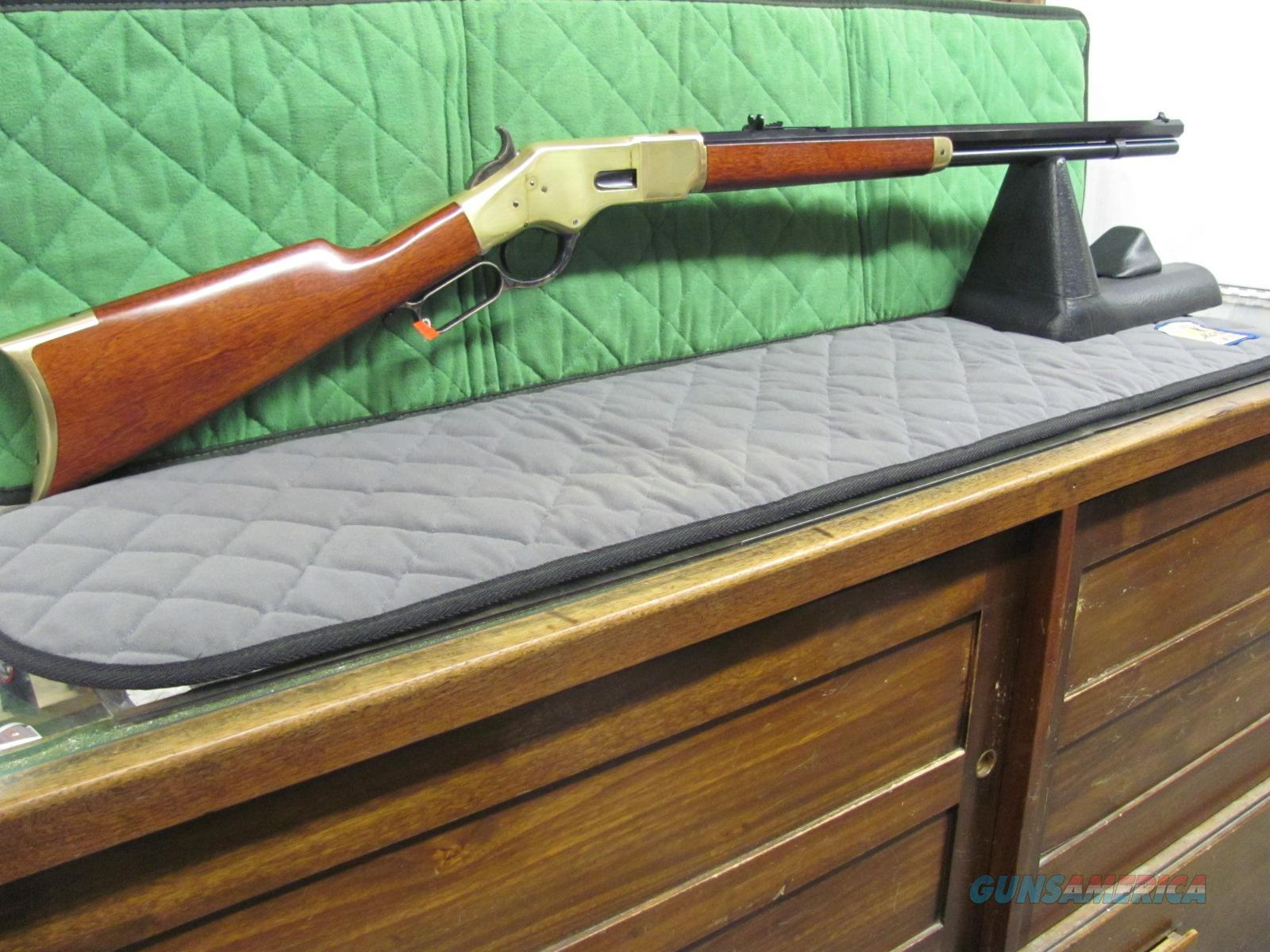 Uberti 1866 Yellowboy Short Rifle .45 Colt  **NEW**  Guns > Rifles > Uberti Rifles > Lever Action