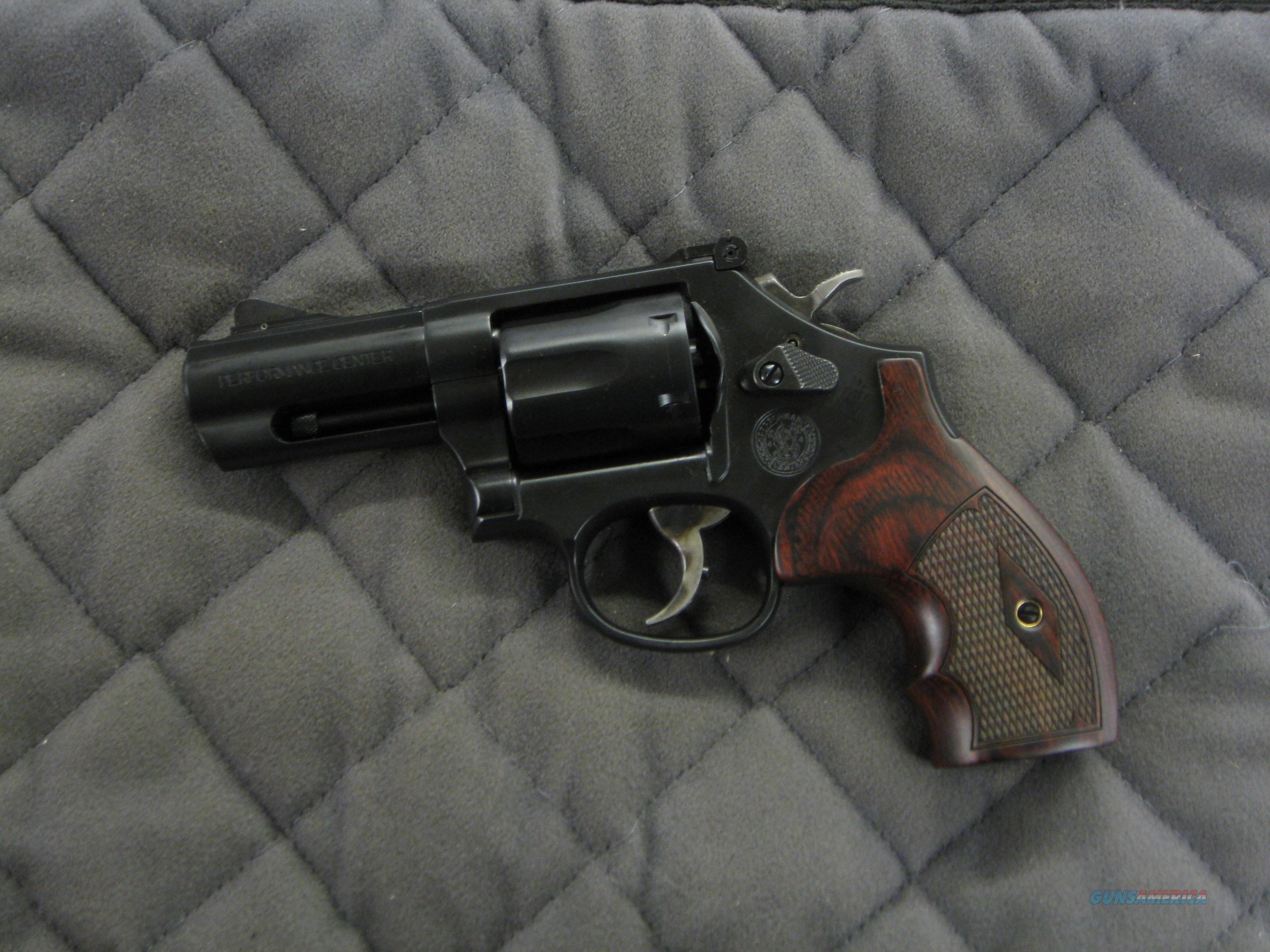Smith And Wesson 12039 Unboxing: Smith & Wesson Model 19 Carry Comp NEW 12039 For Sale