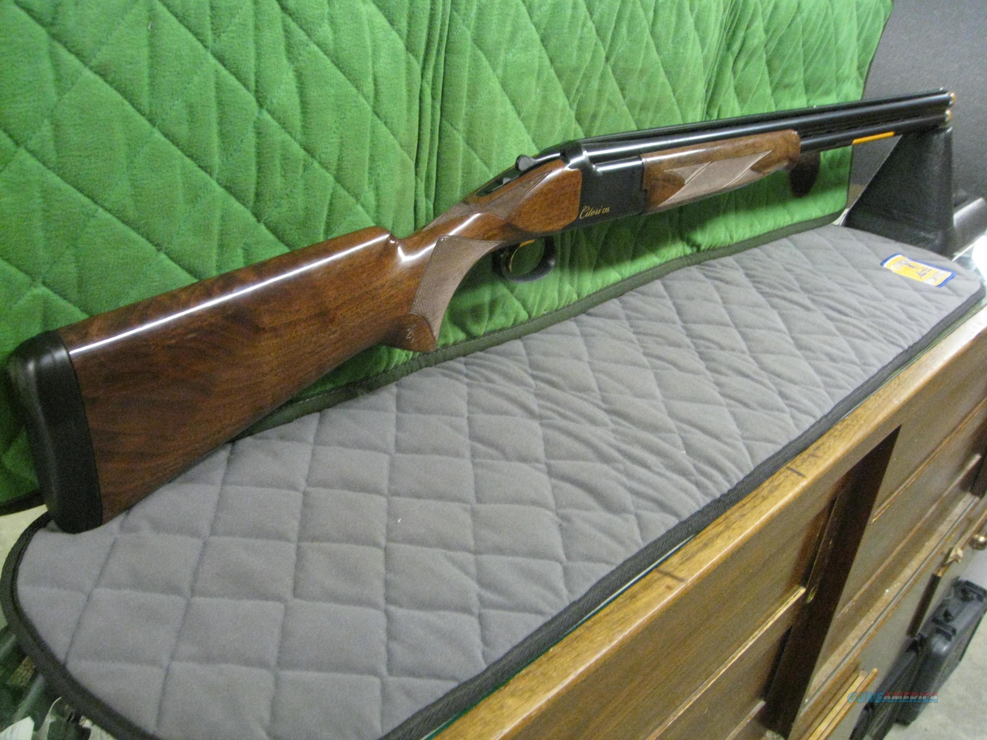Browning Citori CXS 28 Inch  **NO CC FEES** 018073304  Guns > Shotguns > Browning Shotguns > Over Unders > Citori > Trap/Skeet