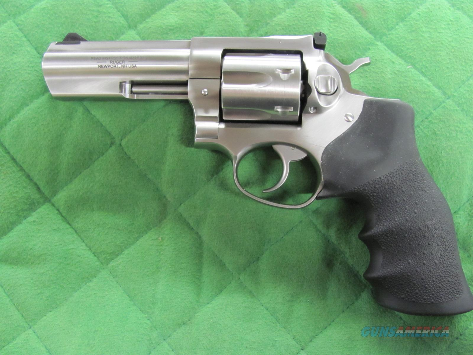 Ruger GP100 357 Magnum 4.2 inch Stainless  **NO CC FEES**  Guns > Pistols > Ruger Double Action Revolver > SP101 Type