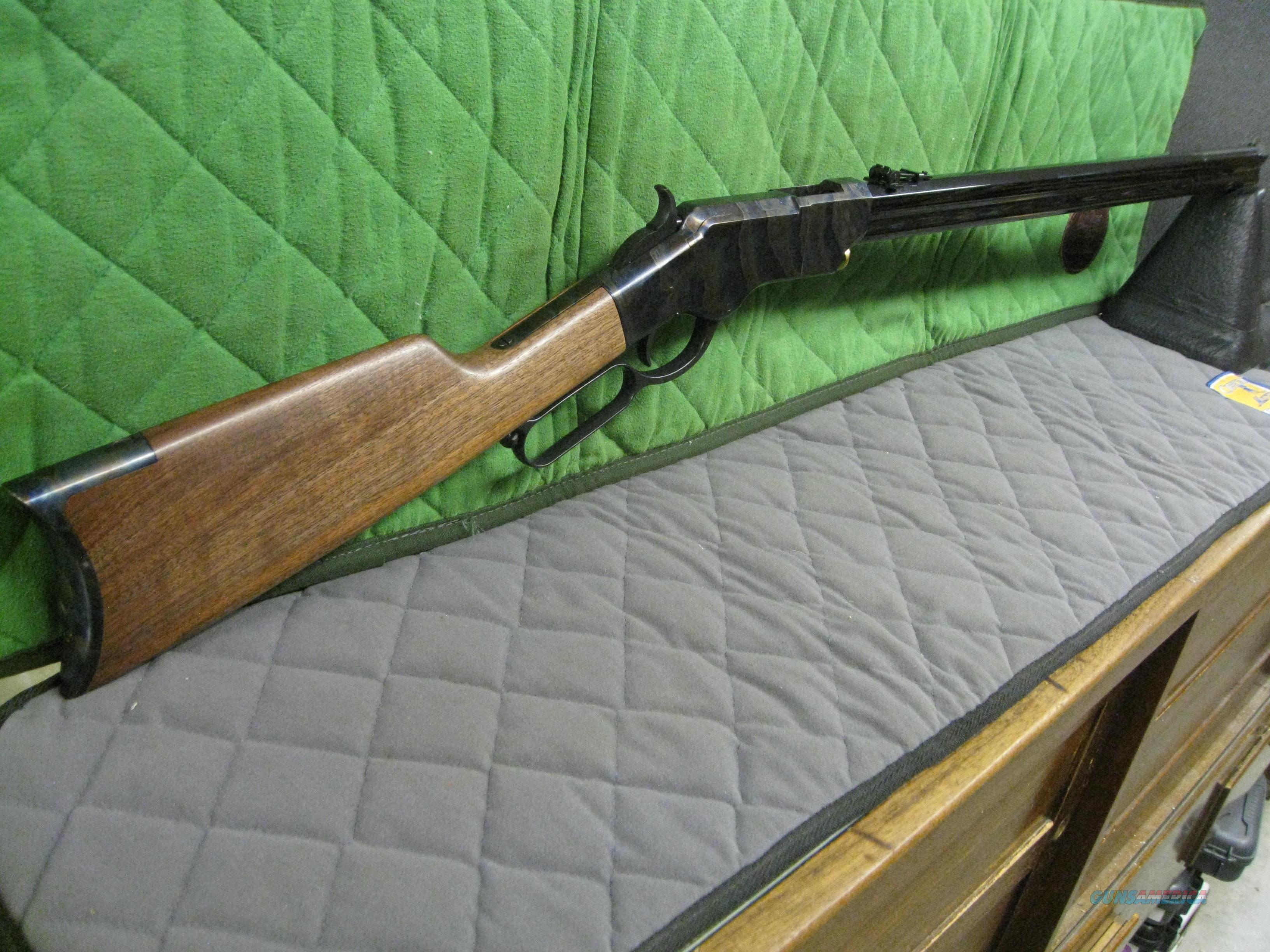 Henry 1860 Original Iron-Framed H011IF 44-40  **NO CC FEES**  Guns > Rifles > Henry Rifle Company