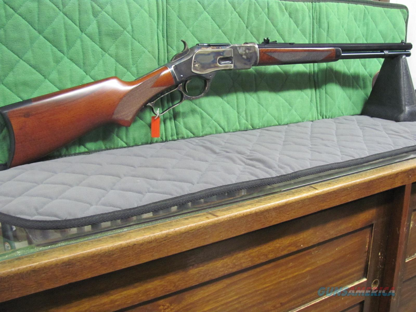 Uberti 1873 Spec Sport Short Rifle 45 Colt #342068  Guns > Rifles > Uberti Rifles > Lever Action