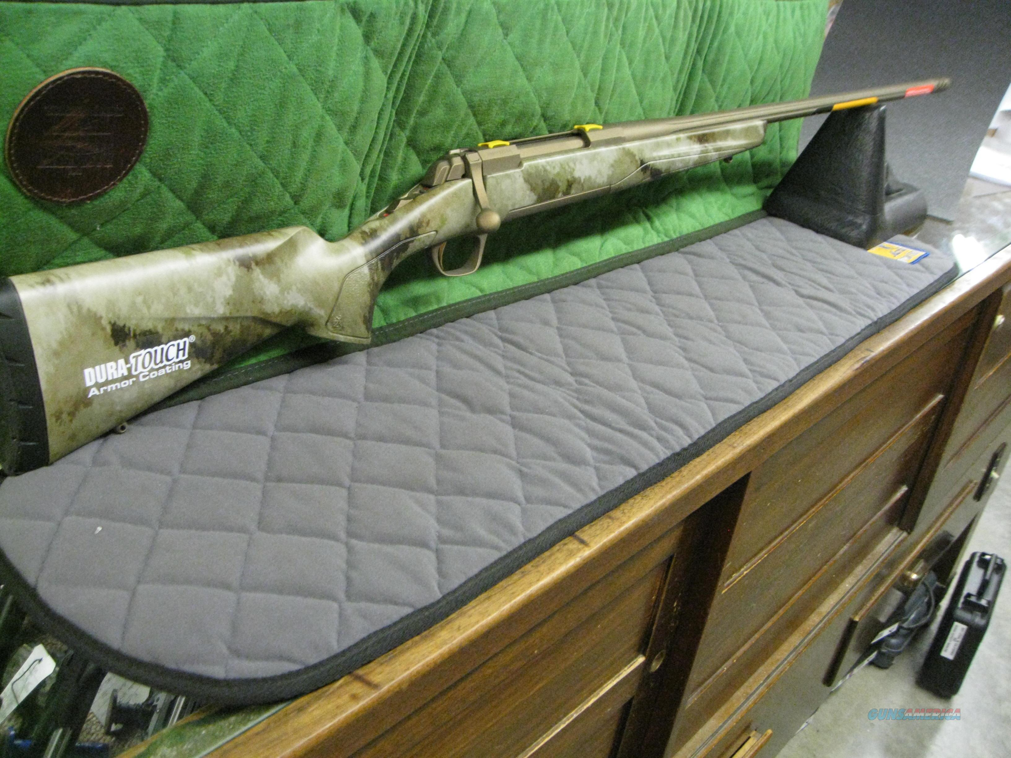 Browning X-Bolt Hell's Canyon Long Range 6.5 Creedmoor 035389282  Guns > Rifles > Browning Rifles > Bolt Action > Hunting > Blue
