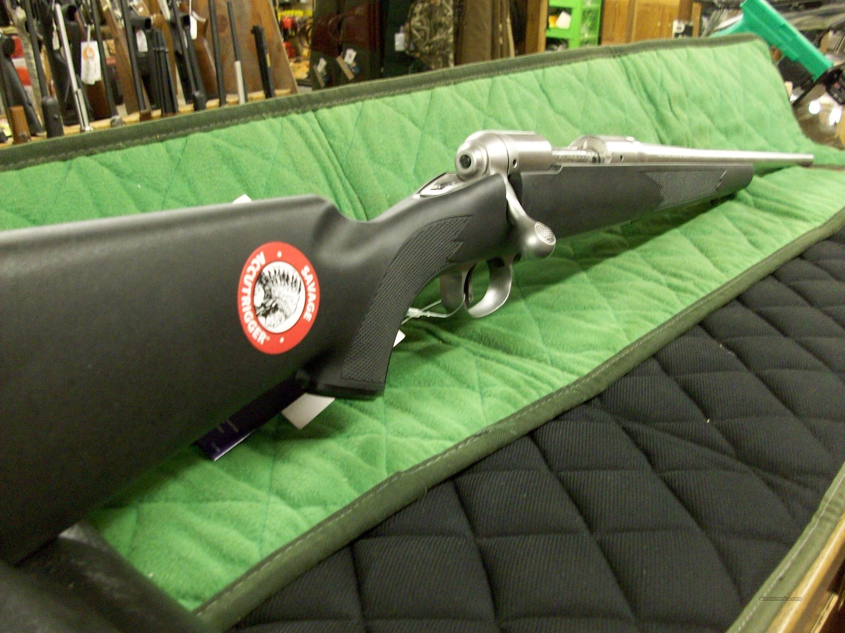 Savage Model 16 FCSS Weather Warrior 243 Win  **NEW**  Guns > Rifles > Savage Rifles > Accutrigger Models > Sporting