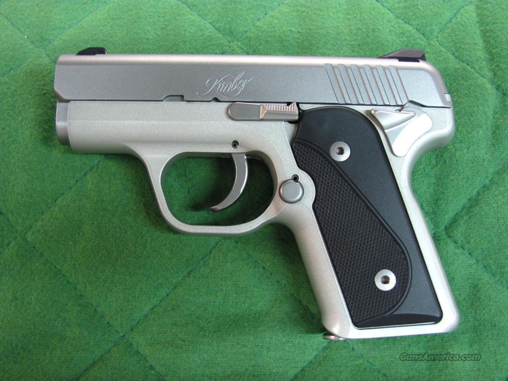 Kimber Solo Carry Stainless 9 mm Pocket Pistol  **NEW**  Guns > Pistols > Kimber of America Pistols