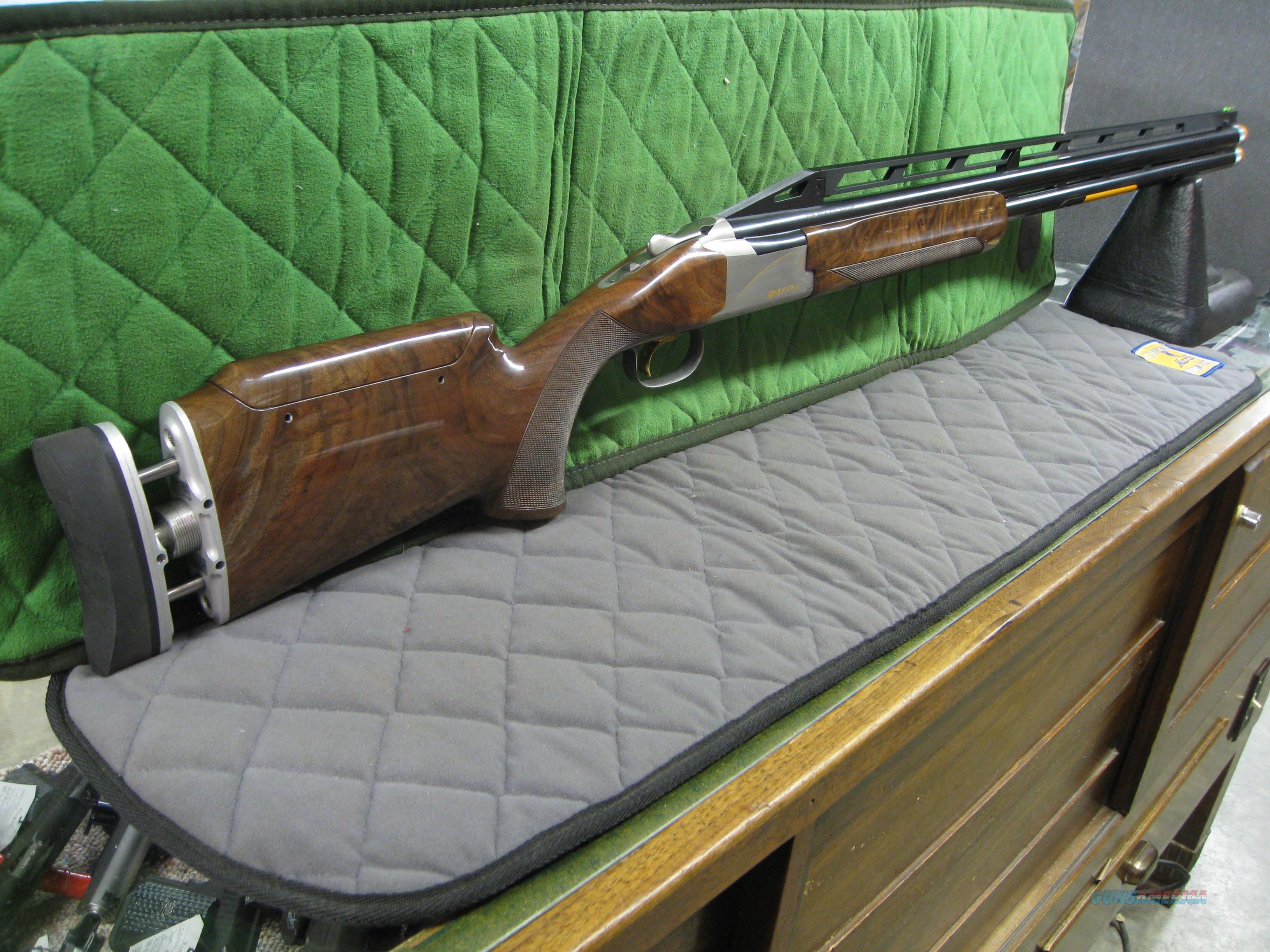 "Browning Citori 725 Trap Max 12 GA 32""  0181624009  Guns > Shotguns > Browning Shotguns > Over Unders > Citori > Trap/Skeet"