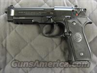 Beretta 92A1 9 mm J9A9F10  **NEW**  Beretta Pistols > Model 92 Series
