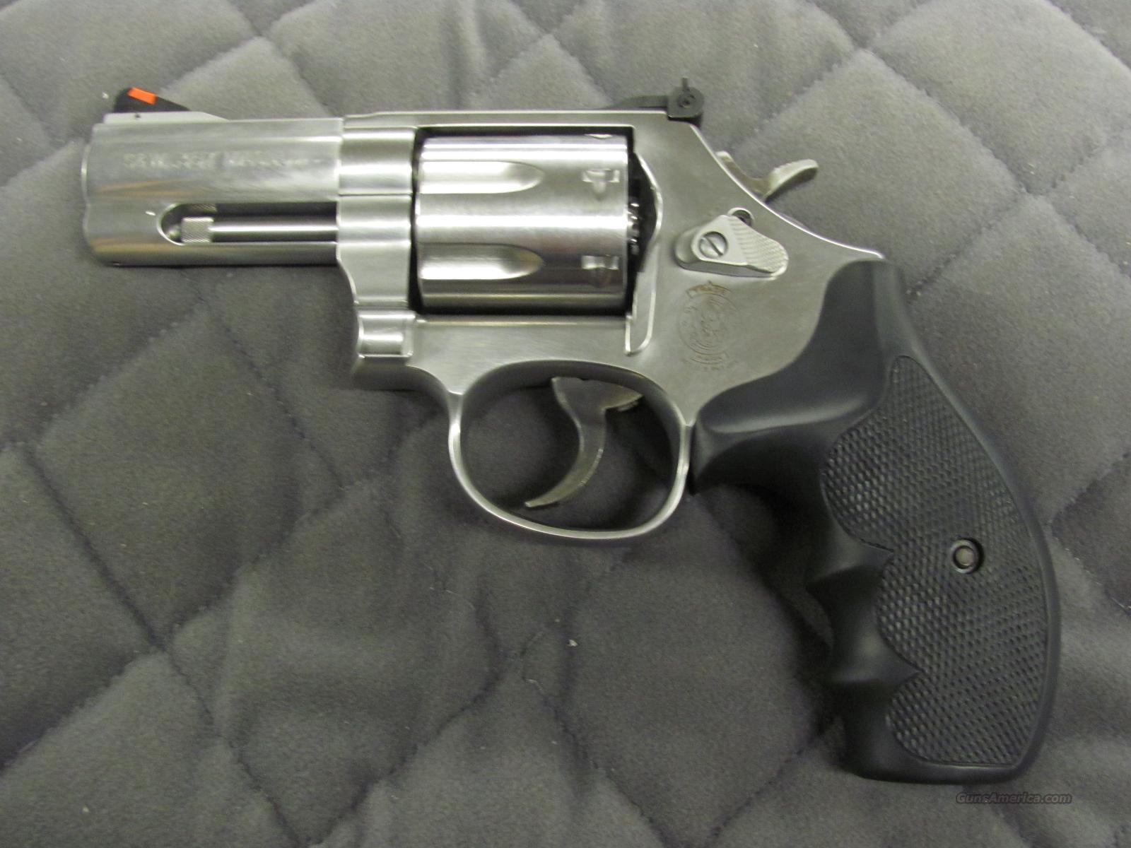 Smith & Wesson Model 686 Plus 3 inch 7 shot 357 Mag  **NEW**  Guns > Pistols > Smith & Wesson Revolvers > Full Frame Revolver