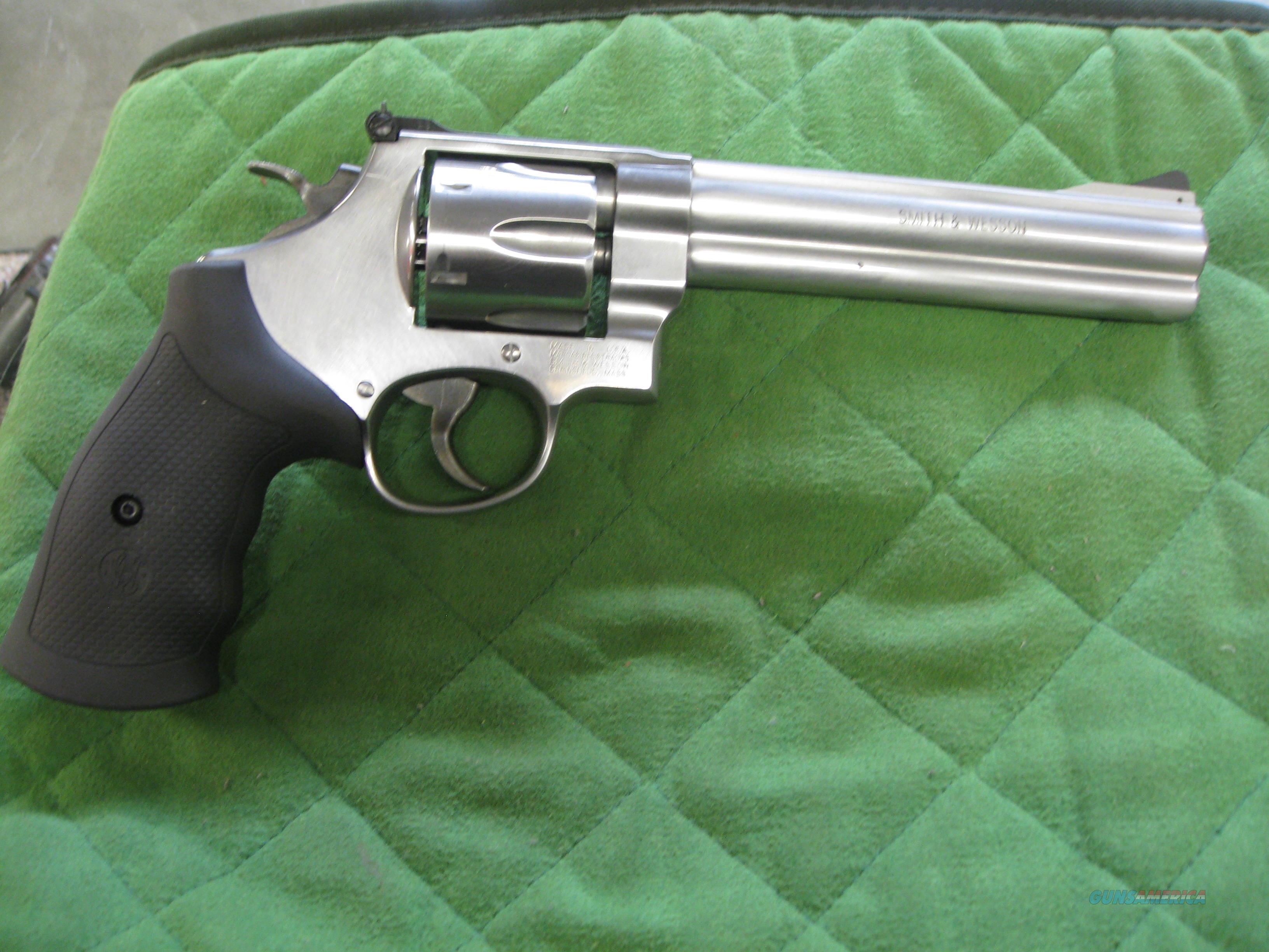 "Smith & Wesson 610 6"" 10mm 12462 NO CC FEES  Guns > Pistols > Smith & Wesson Revolvers > Full Frame Revolver"