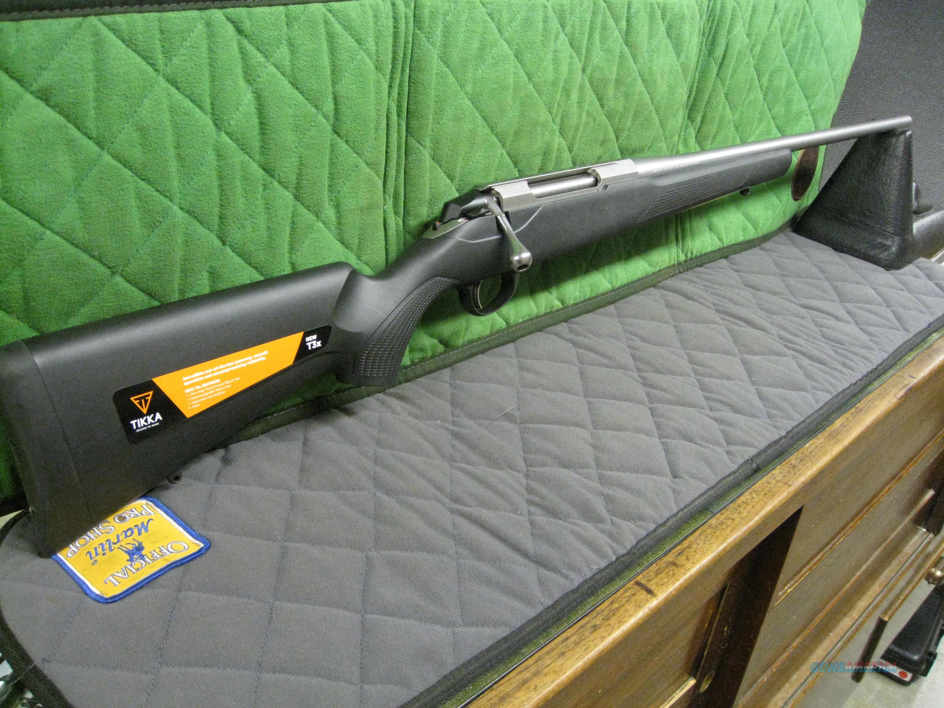 Tikka T3x Lite Stainless 300 Win Mag  **NEW**  Guns > Rifles > Tikka Rifles > T3