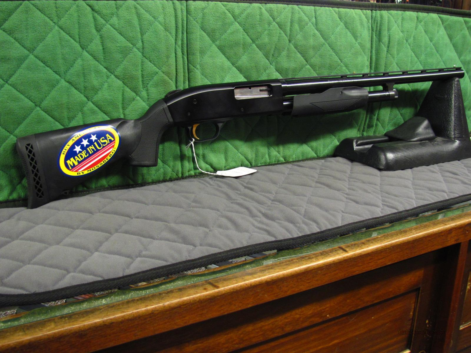 Mossberg 510 Mini 20 ga #50485  **NEW**  Guns > Shotguns > Mossberg Shotguns > Pump > Sporting