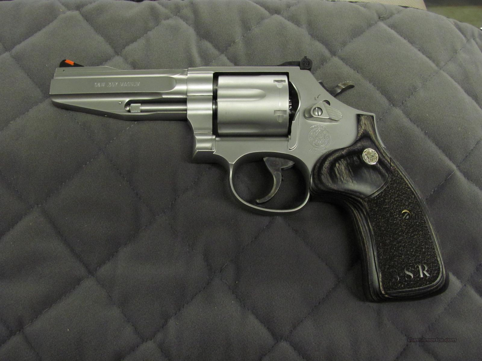 Smith & Wesson Model 686 SSR Pro Series 357 Magnum  **NEW**  Guns > Pistols > Smith & Wesson Revolvers > Full Frame Revolver