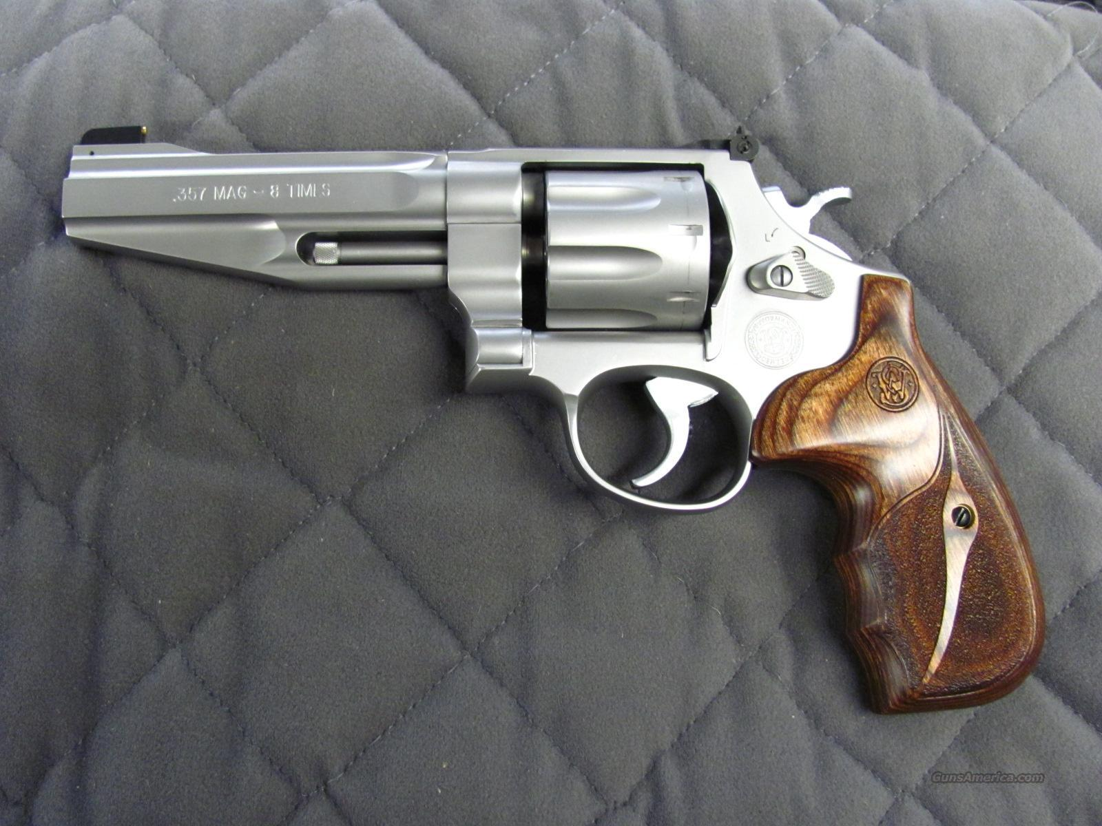 Smith & Wesson Model 627 Performance Center 5 Inch 357 mag  **NEW**  Guns > Pistols > Smith & Wesson Revolvers > Full Frame Revolver