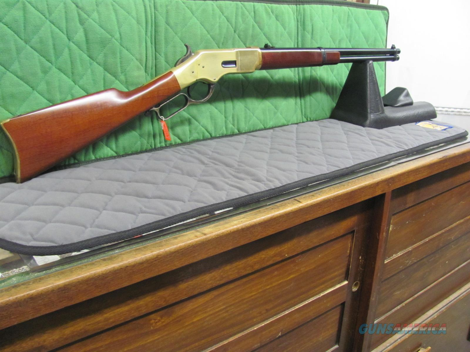 Uberti 1866 Yellowboy Carbine 38 spl  **NEW** 342200  Guns > Rifles > Uberti Rifles > Lever Action