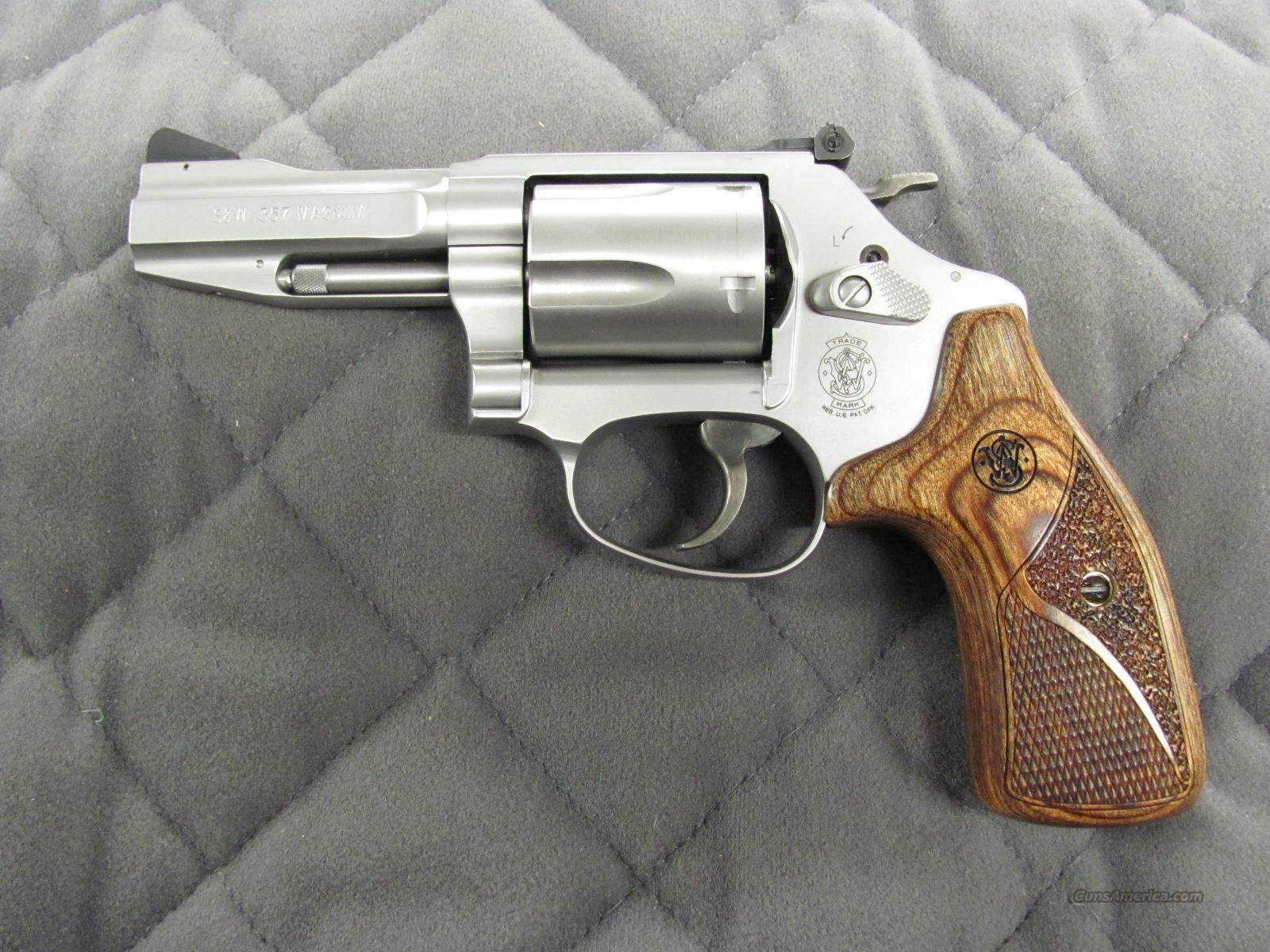 Smith & Wesson Model 60 Pro Series 357 mag 3 inch  **NEW**  Guns > Pistols > Smith & Wesson Revolvers > Full Frame Revolver