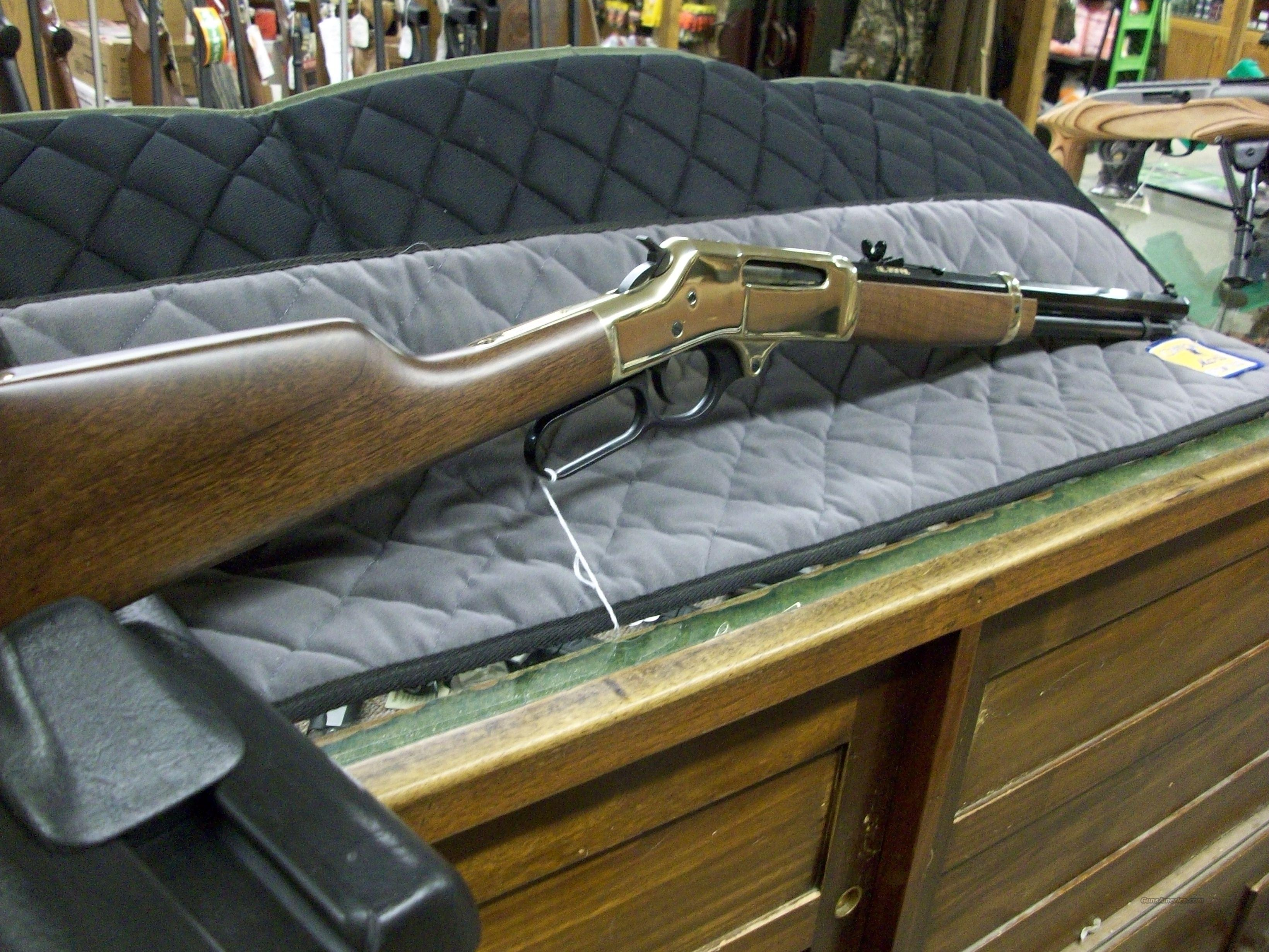 Henry 30-30 Lever Action Rifle H009B  **NEW**  Guns > Rifles > Henry Rifle Company