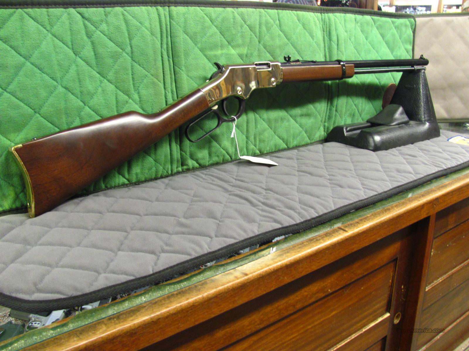 Henry Golden Boy H004 22 LR  **NEW**  Guns > Rifles > Henry Rifle Company