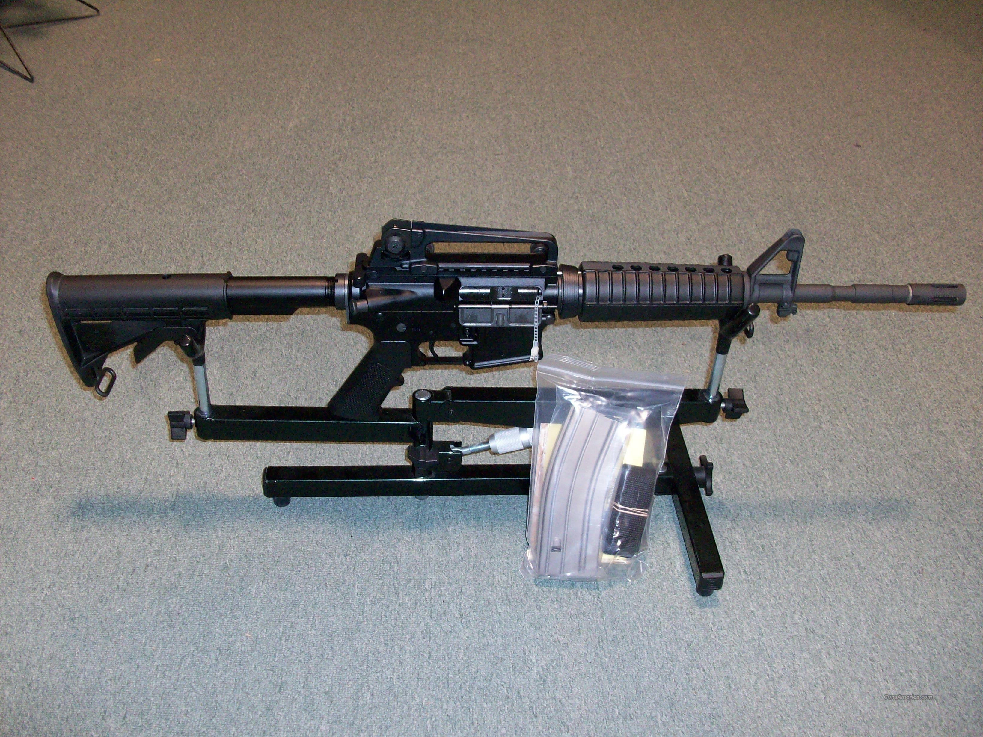 Bushmaster Patrolman M4IZ  **NEW**  Guns > Rifles > Bushmaster Rifles > Complete Rifles