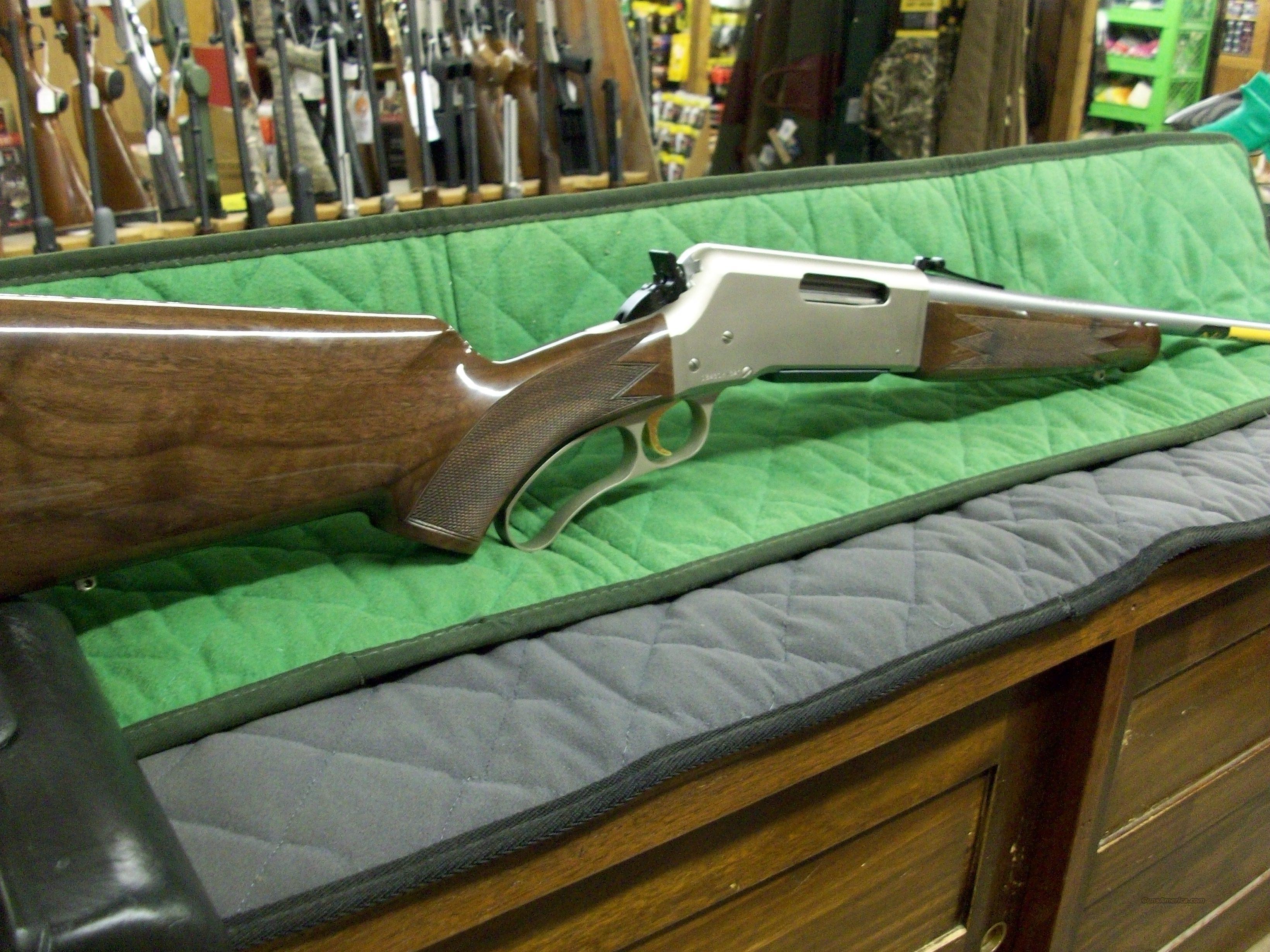 Browning BLR Lightweight Stainless Pistol Grip 243 Win  **NEW**  Guns > Rifles > Browning Rifles > Lever Action