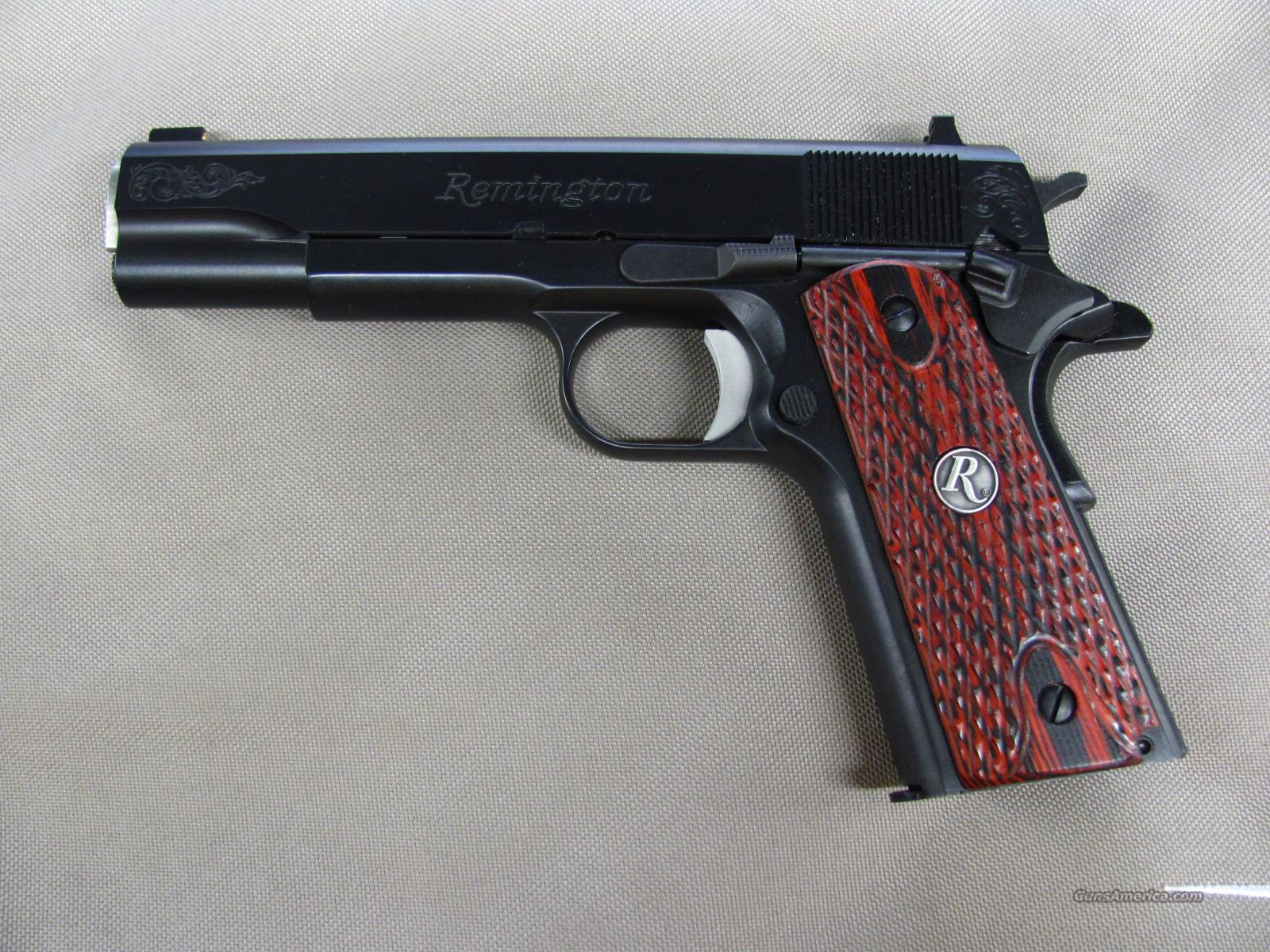 Remington 1911 R1 Centennial Edition 45 ACP  **NEW**  Guns > Pistols > Remington Pistols - Modern