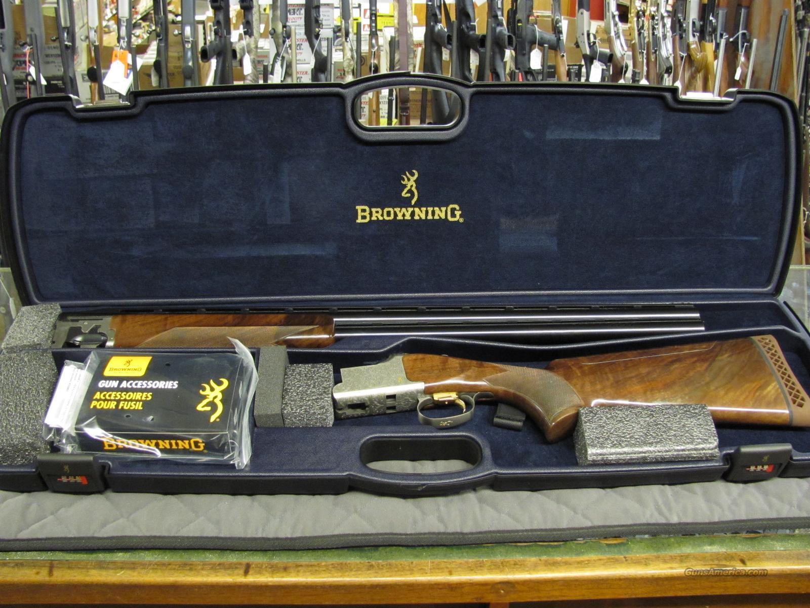 Browning Citori Trap XT Plus Grade III 32 inch  **NEW**  Guns > Shotguns > Browning Shotguns > Over Unders > Citori > Trap/Skeet