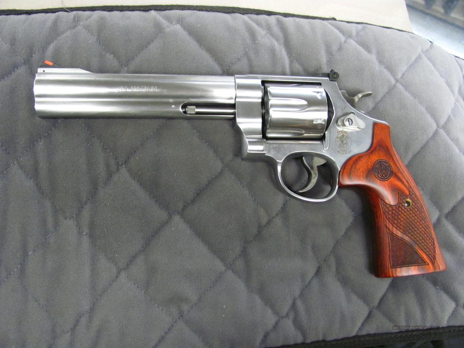 Smith & Wesson Model 629 Deluxe 44 mag 6.5 inch Talo Grips **NEW**  Guns > Pistols > Smith & Wesson Revolvers > Full Frame Revolver