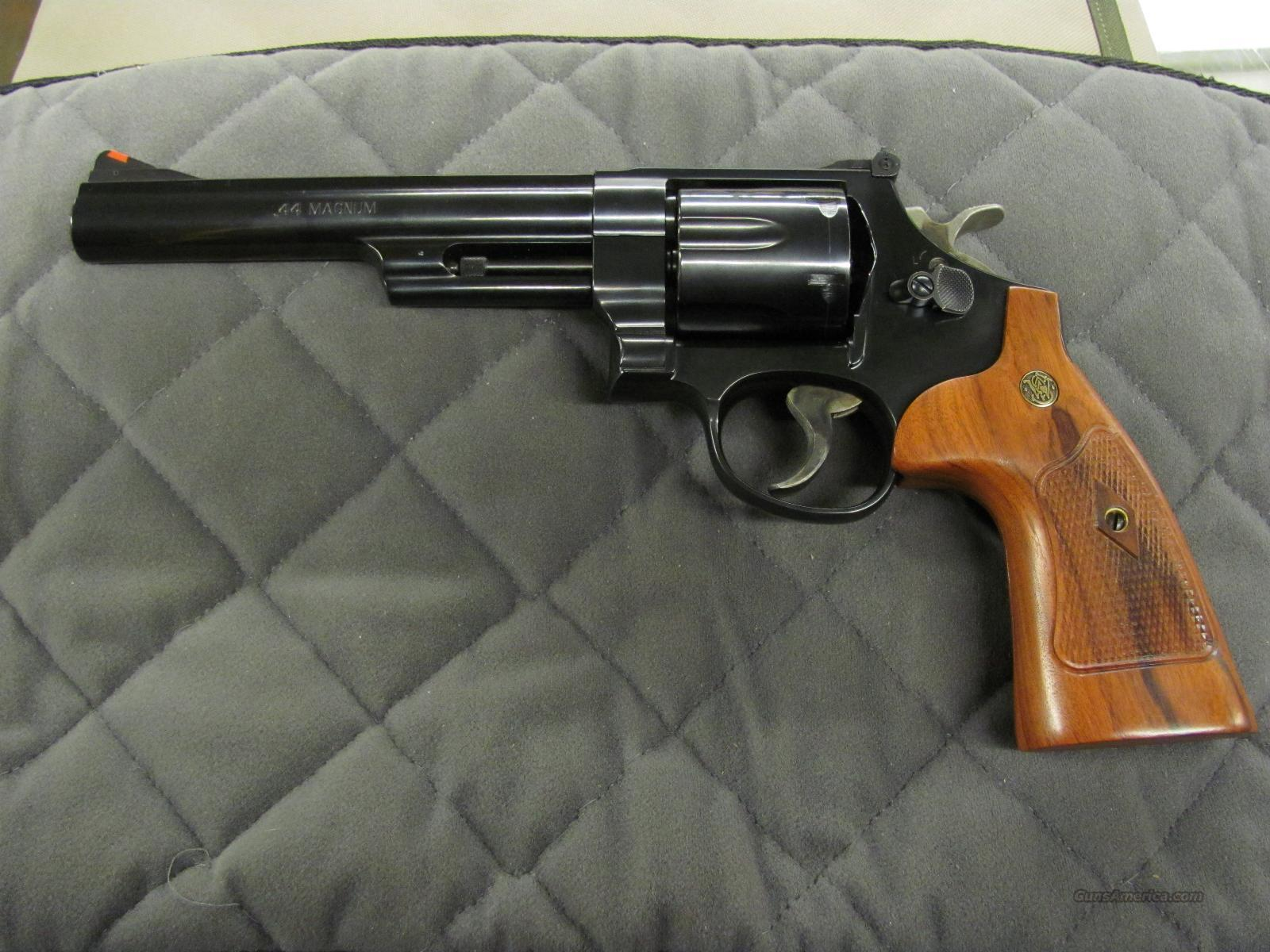 Smith & Wesson Model 29 44 Magnum  **NEW**  Guns > Pistols > Smith & Wesson Revolvers > Full Frame Revolver