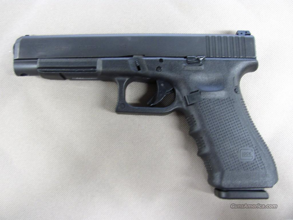 GLock 34 Gen 4 9 mm Competition  **NEW**  Guns > Pistols > Glock Pistols > 35