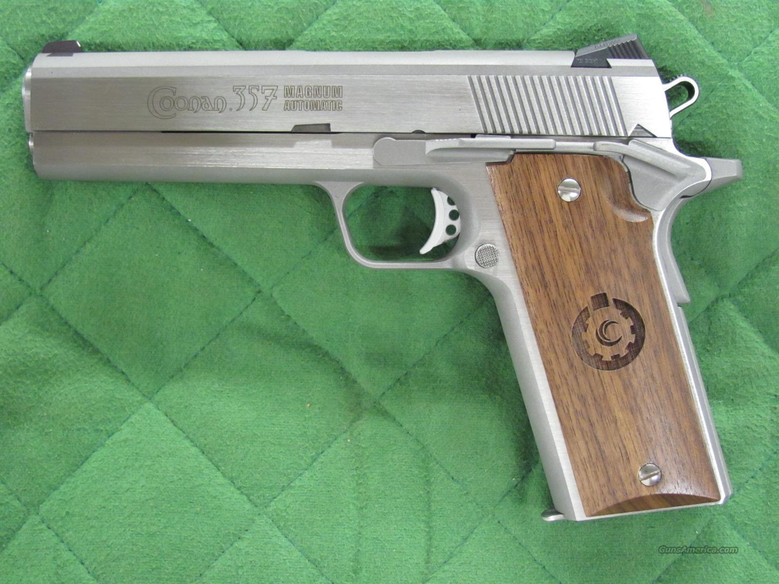 Coonan Classic in 357 Magnum  **NEW**  Guns > Pistols > Coonan Arms Pistols