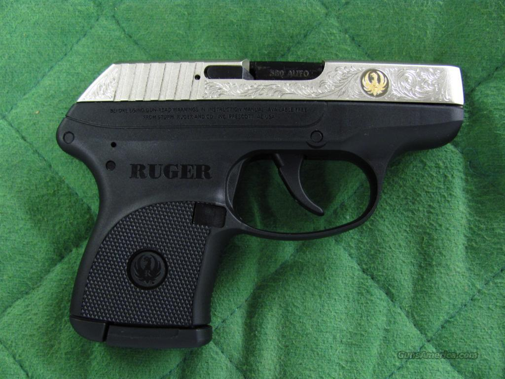 Ruger LCP-TG Deluxe Gold 1 of 1500  **NEW**  Guns > Pistols > Ruger Semi-Auto Pistols > LCP