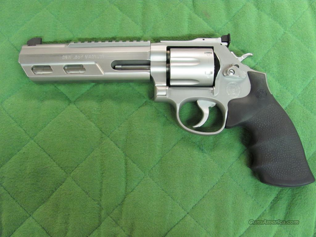 Smith & Wesson Model 686 Competitor 357 Mag  **NEW**  Guns > Pistols > Smith & Wesson Revolvers > Performance Center