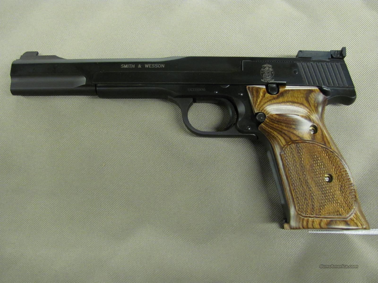 Smith & Wesson Model 41 7 inch  **NEW**  Guns > Pistols > Smith & Wesson Pistols - Autos > .22 Autos