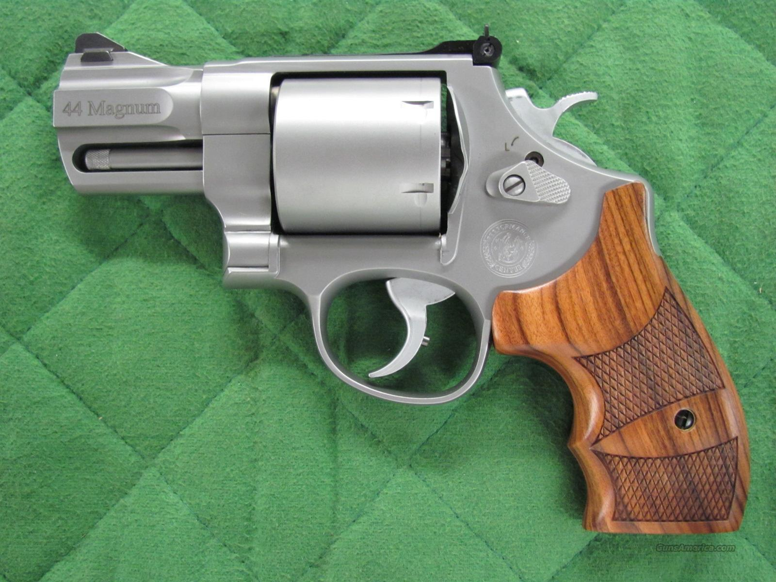 "Smith & Wesson Model 629 Performance Center 2 5/8"" 44 Mag **NEW**  Guns > Pistols > Smith & Wesson Revolvers > Model 629"