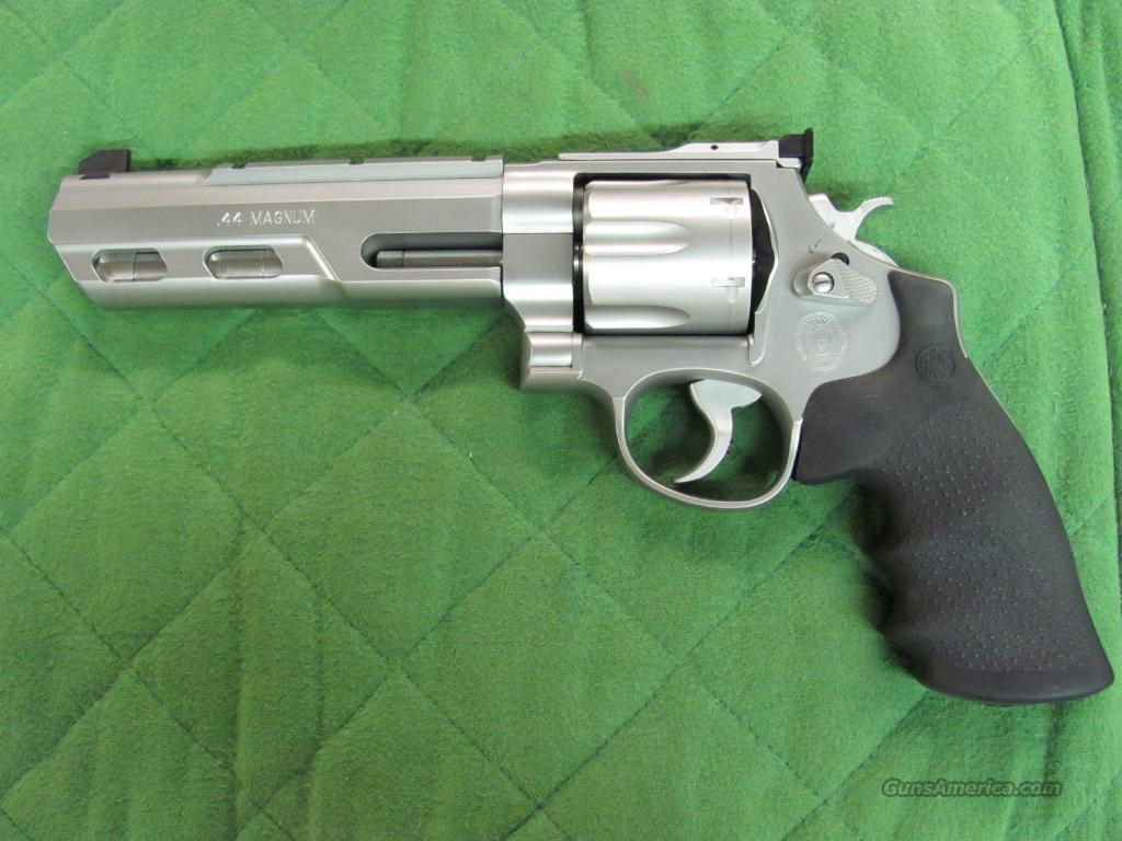 Smith & Wesson Model 629 Competitor 44 Mag  **NEW**  Guns > Pistols > Smith & Wesson Revolvers > Performance Center
