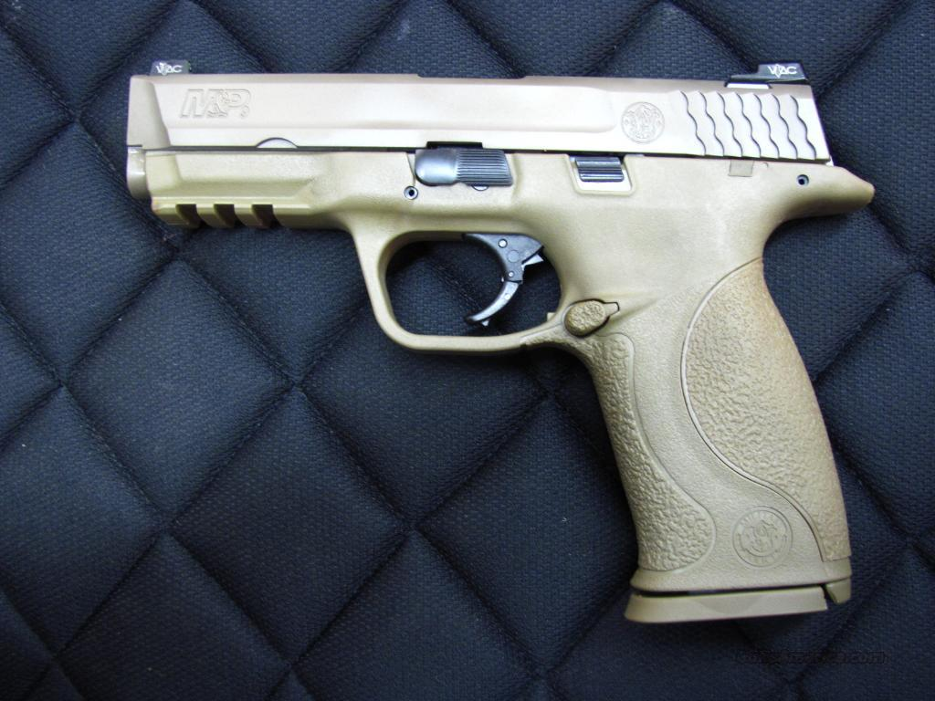Smith & Wesson M&P 9 VTAC Viking Tactics 9 mm  **NEW**  Guns > Pistols > Smith & Wesson Pistols - Autos > Polymer Frame
