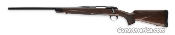 Browning X-Bolt Medallion LH 270 Win  **NEW**  Guns > Rifles > Browning Rifles > Bolt Action > Hunting > Blue