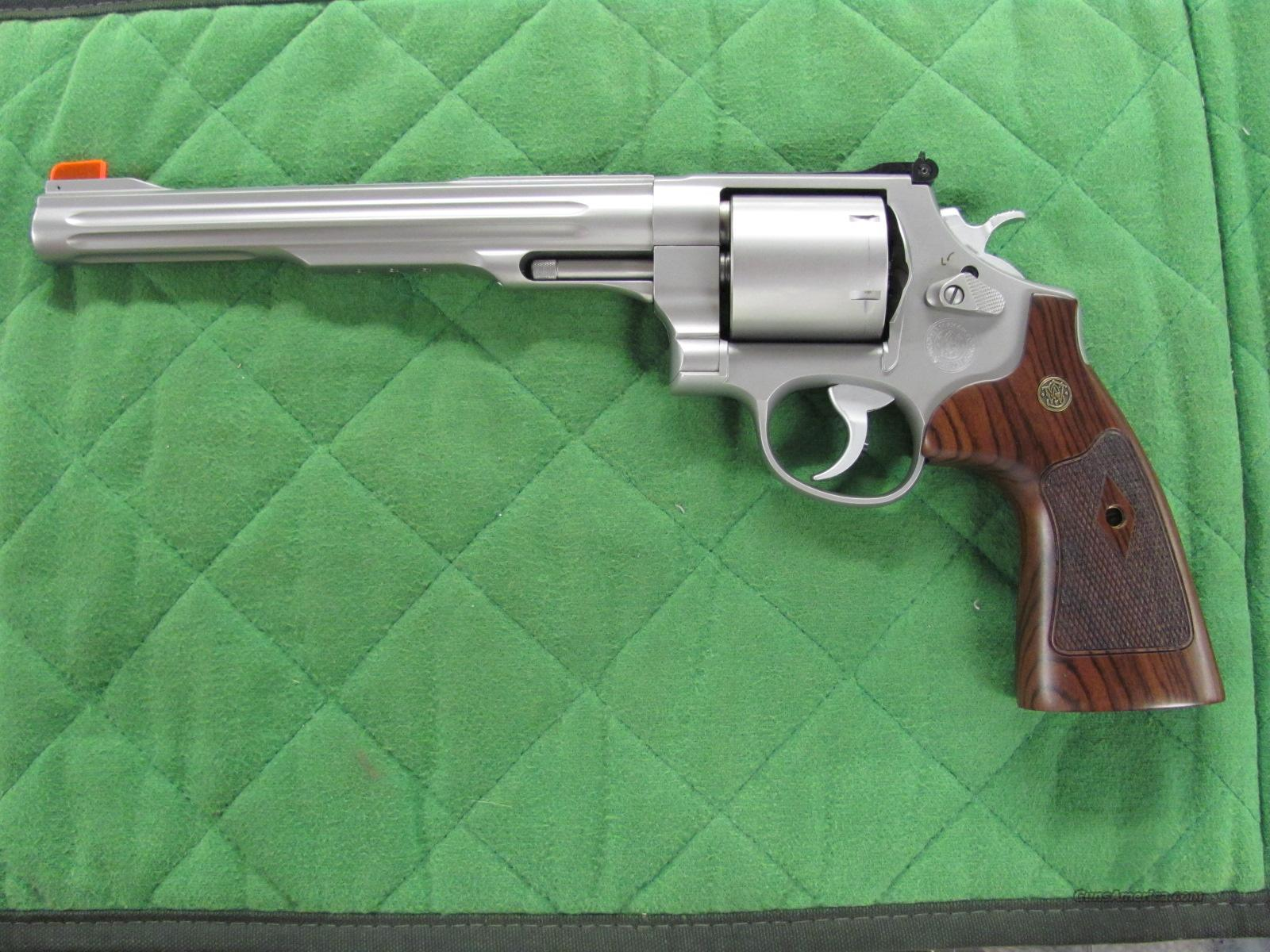 """Smith & Wesson Model 629 Performance Center 8 3/8"""" Fluted BBL  **NEW**  Guns > Pistols > Smith & Wesson Revolvers > Performance Center"""
