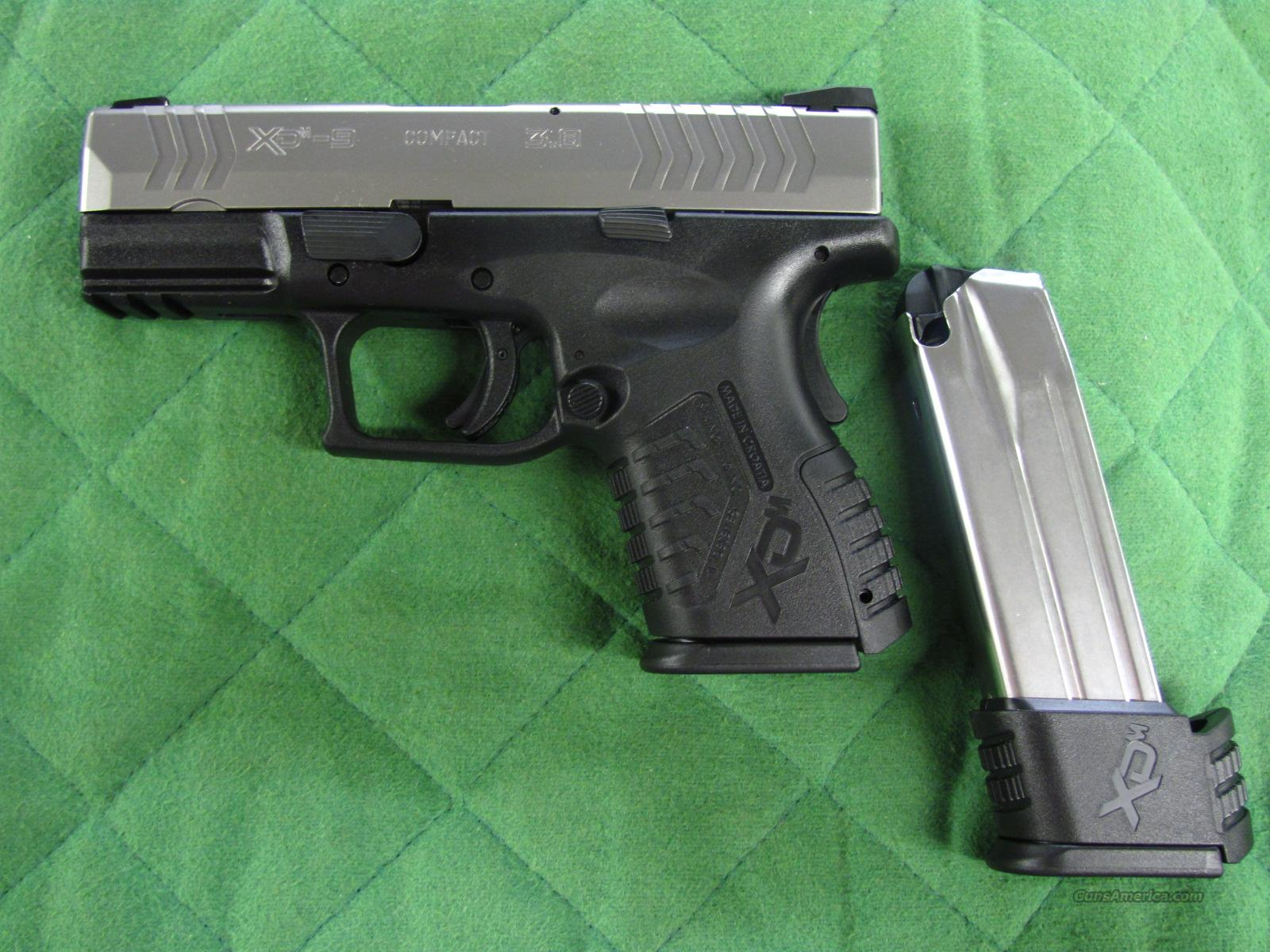 Springfield XDM 3.8 Compact Bi-Tone 9 mm  **NEW**  Guns > Pistols > Springfield Armory Pistols > XD (eXtreme Duty)