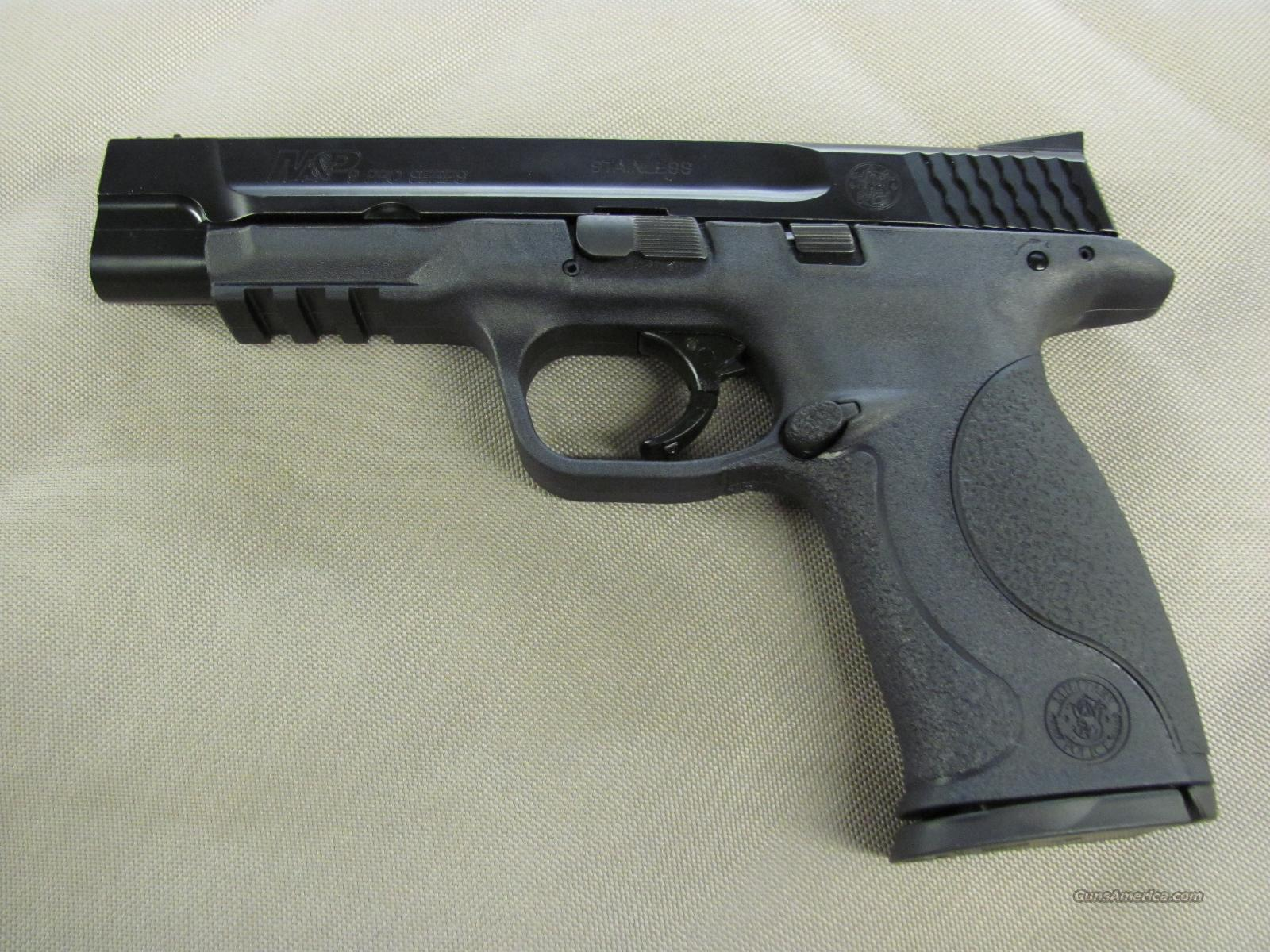 Smith & Wesson M&P 9 Pro Series 9 mm  **NEW**  Guns > Pistols > Smith & Wesson Pistols - Autos > Polymer Frame