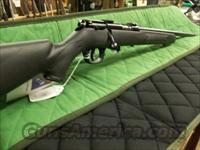 Savage 93R17 FNS .17HMR Black Stock **NEW**  Guns > Rifles > Savage Rifles > Accutrigger Models > Sporting
