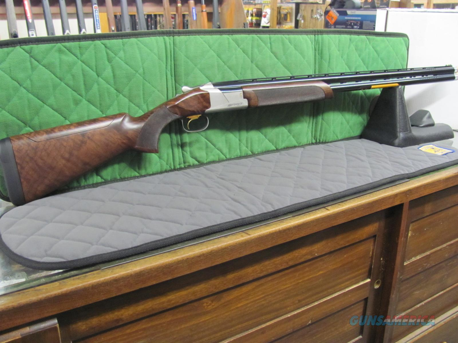 Browning Citori 725 Pro Sporting w/ Adj Comb 12 ga 32 Inch  **NEW**  Guns > Shotguns > Browning Shotguns > Over Unders > Citori > Trap/Skeet