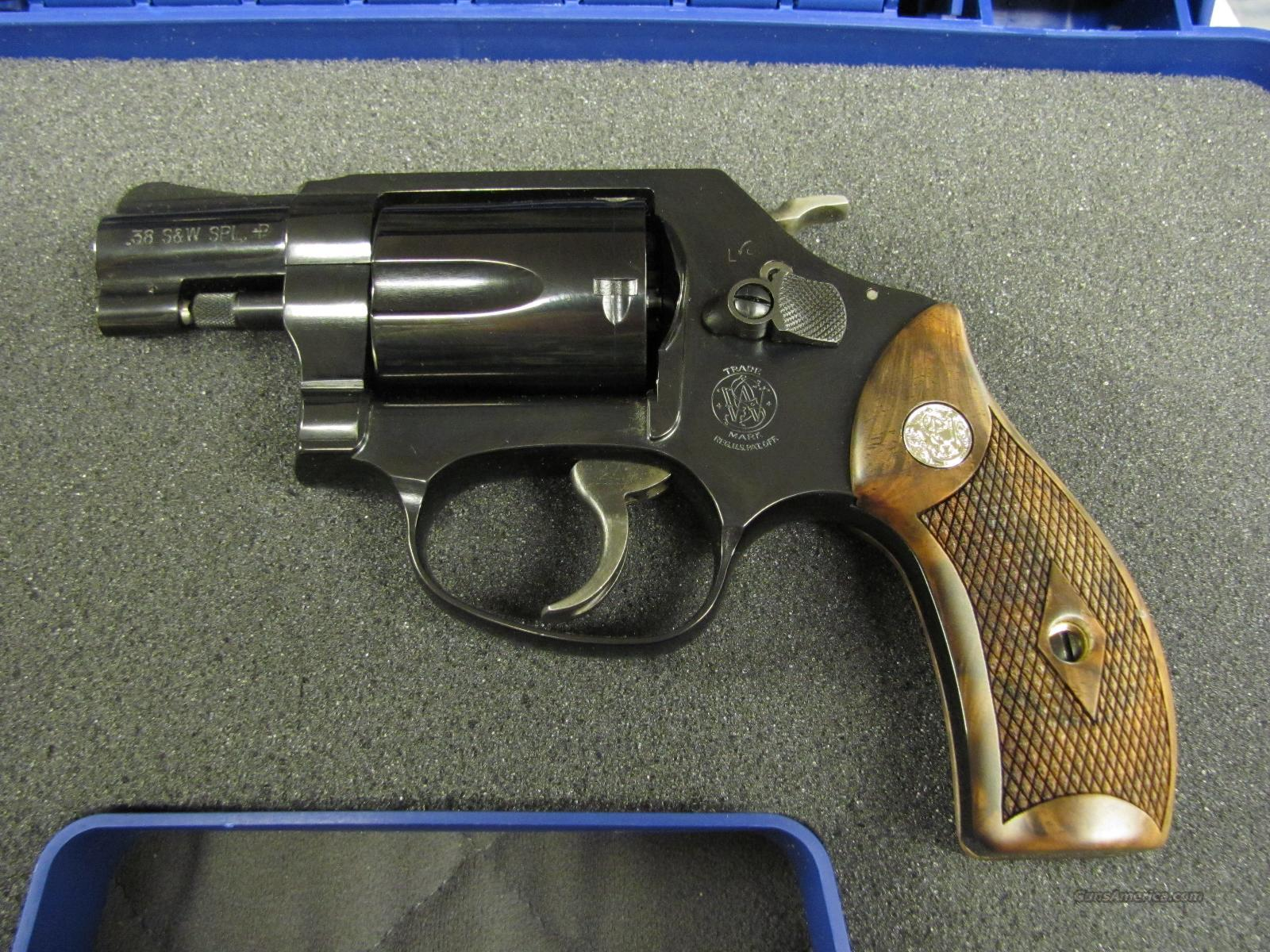 Smith & Wesson Model 36 38 Special +P  **NEW**  Guns > Pistols > Smith & Wesson Revolvers > Pocket Pistols