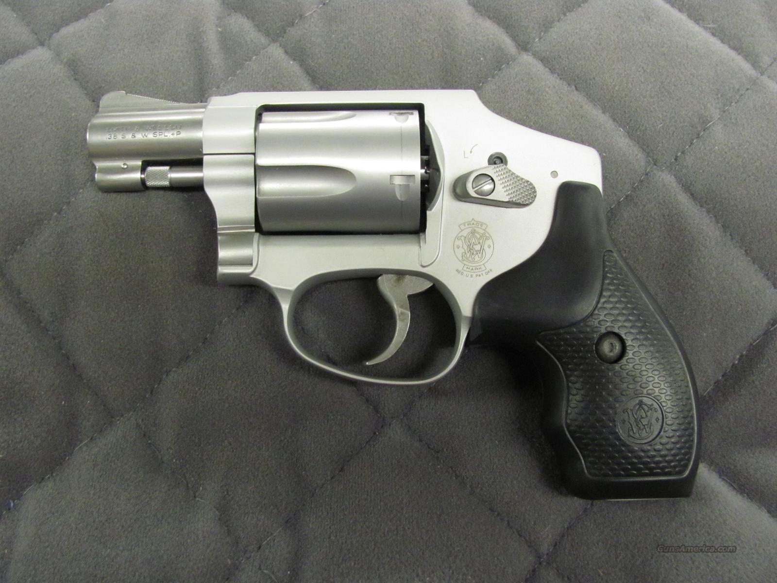Smith & Wesson Model 642 .38 Special NO CC FEES 163810  Guns > Pistols > Smith & Wesson Revolvers > Pocket Pistols