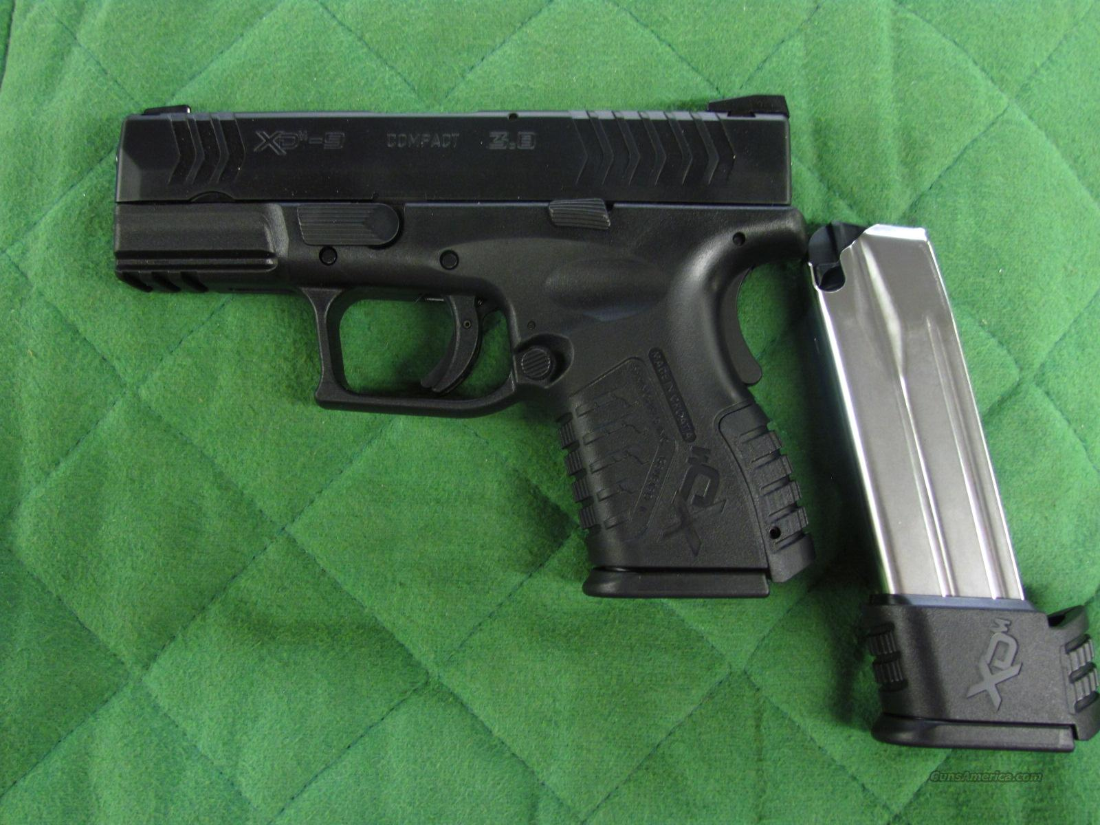 Springfield XDM 3.8 Compact 9 mm  **NEW**  Guns > Pistols > Springfield Armory Pistols > XD (eXtreme Duty)