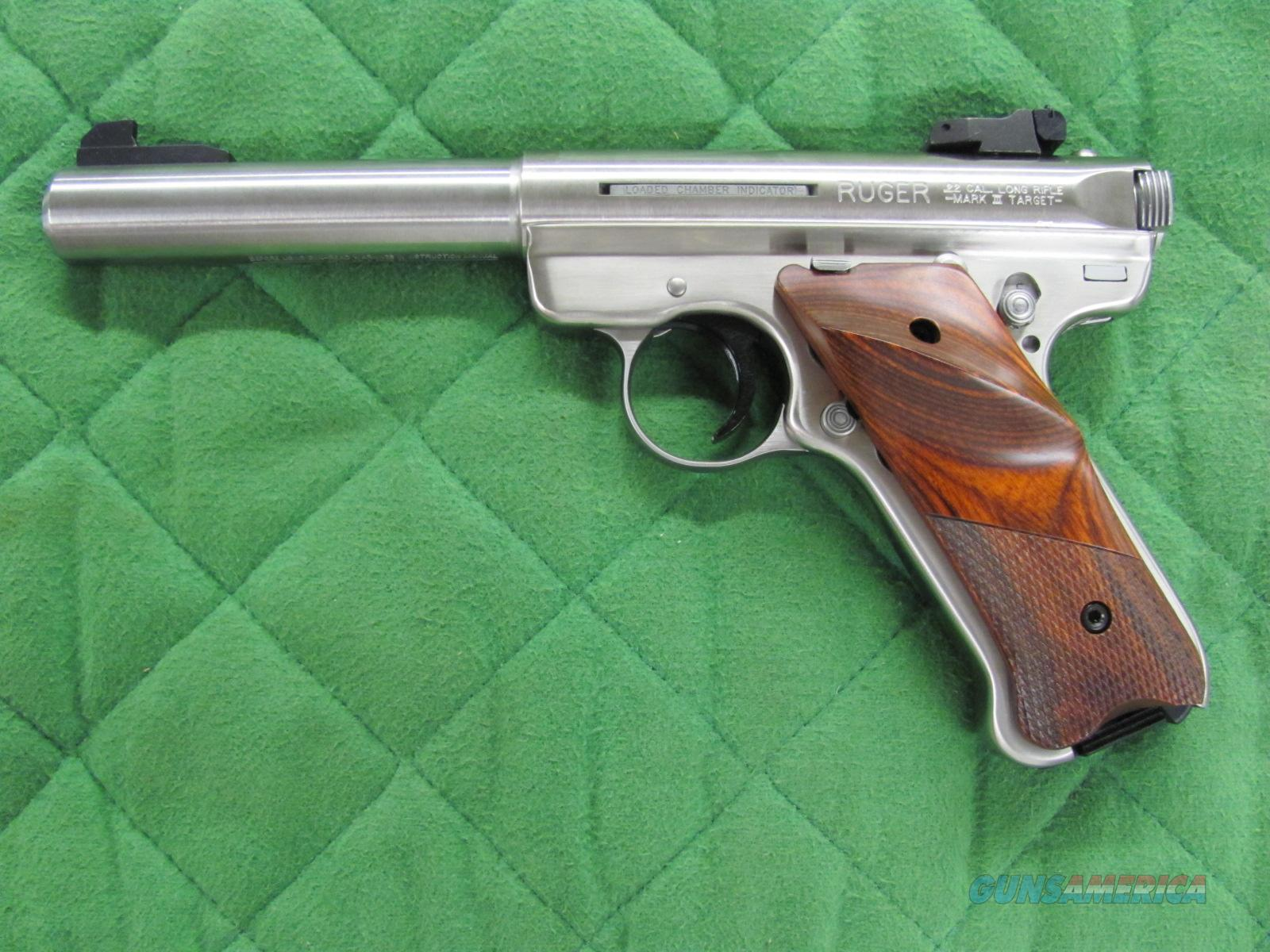Ruger Mark III USA Shooting Team Talo Exclusive #10161  **NEW**  Guns > Pistols > Ruger Semi-Auto Pistols > Mark I & II Family