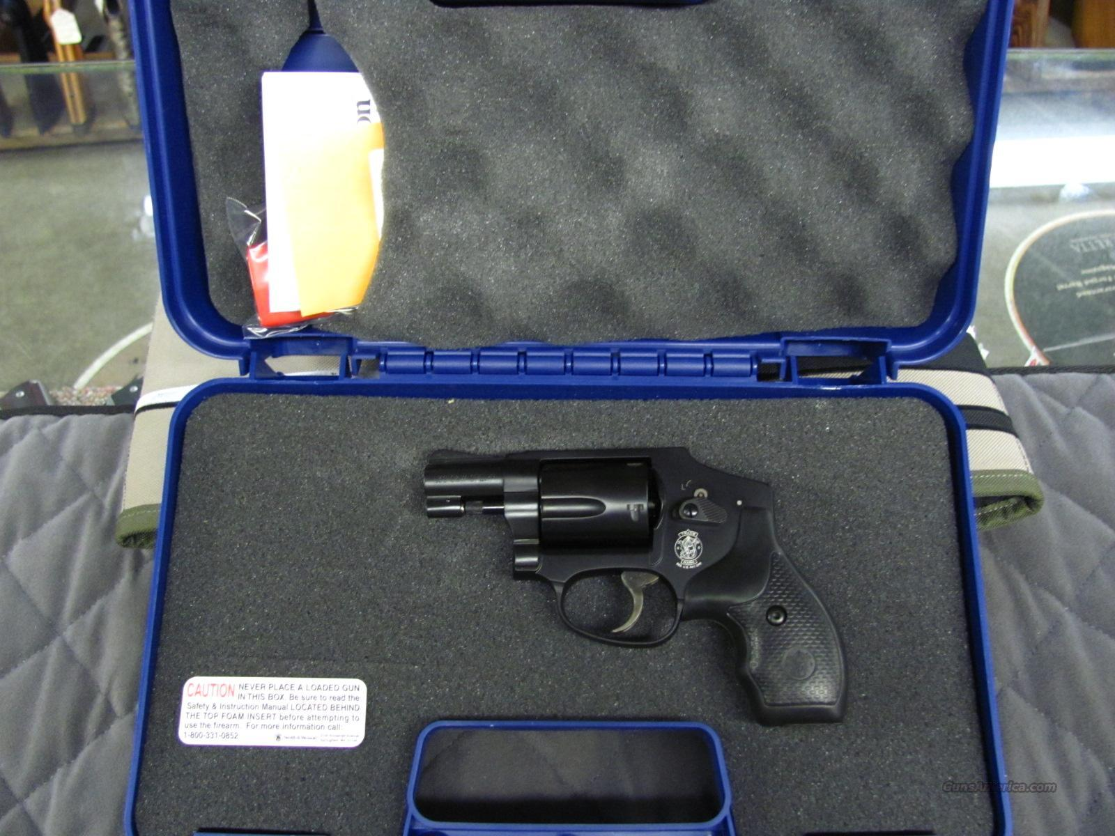 Smith & Wesson Model 442 The American Series 38 Special  **NEW**  Guns > Pistols > Smith & Wesson Revolvers > Pocket Pistols